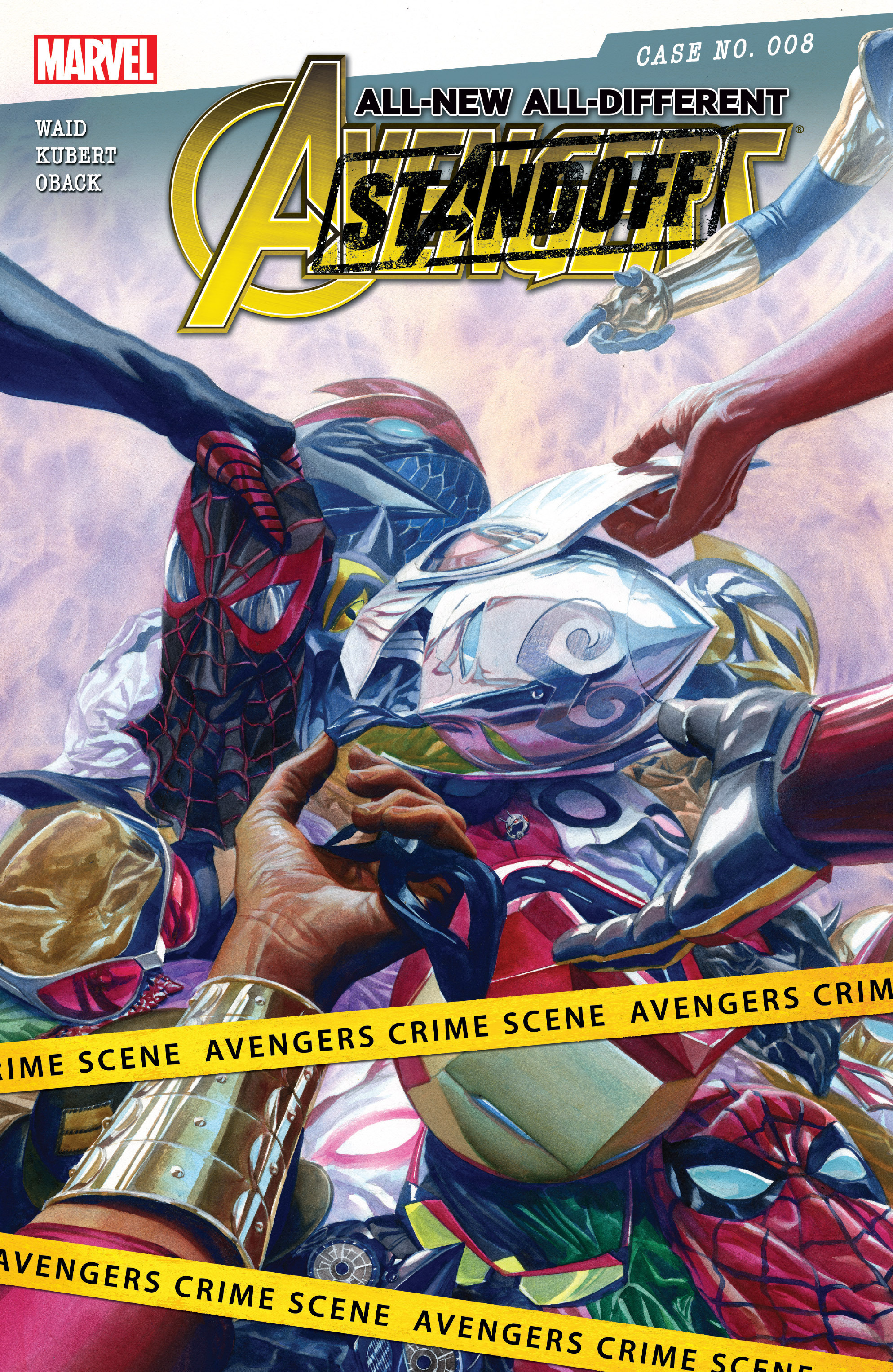 Read online All-New, All-Different Avengers comic -  Issue #8 - 1