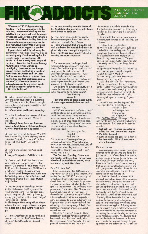 The Savage Dragon (1993) Issue #29 #32 - English 26