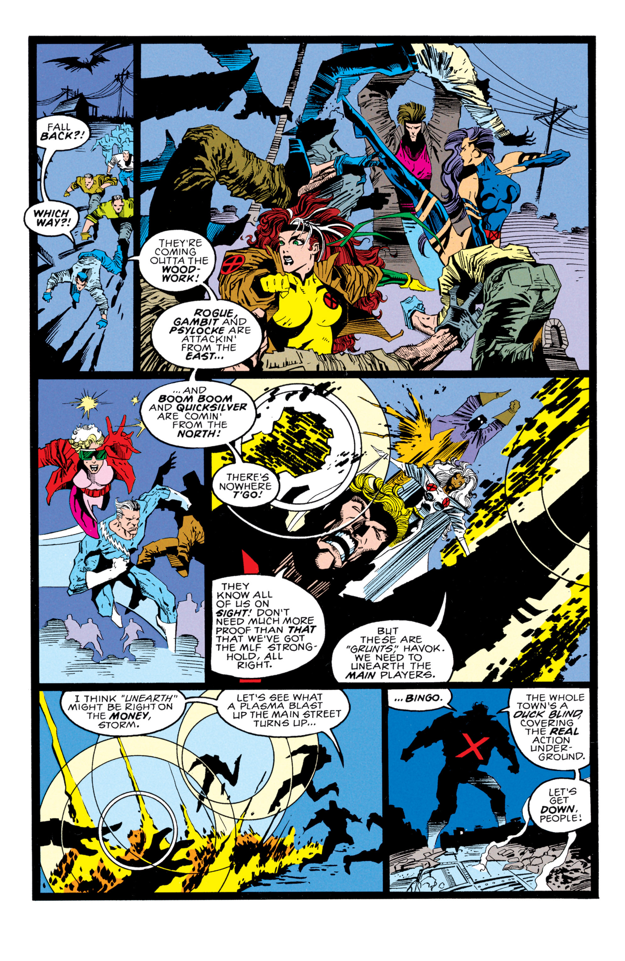 Read online X-Factor (1986) comic -  Issue #85 - 6