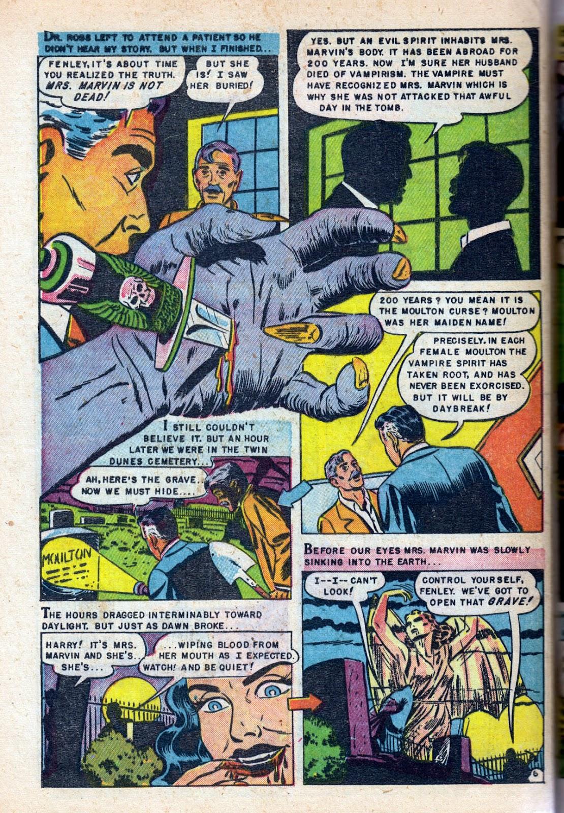 Dark Mysteries issue 1 - Page 32