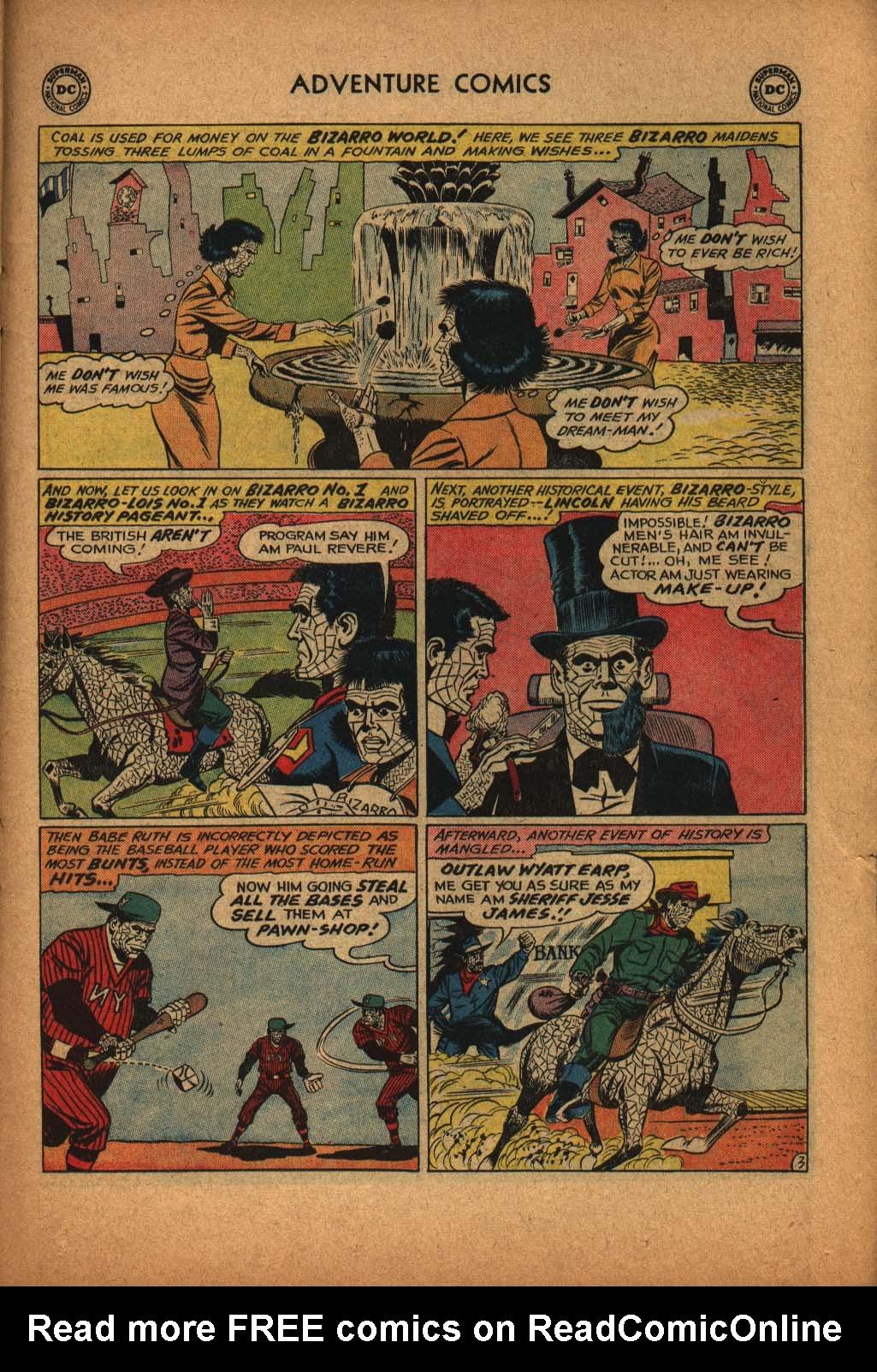 Read online Adventure Comics (1938) comic -  Issue #291 - 23