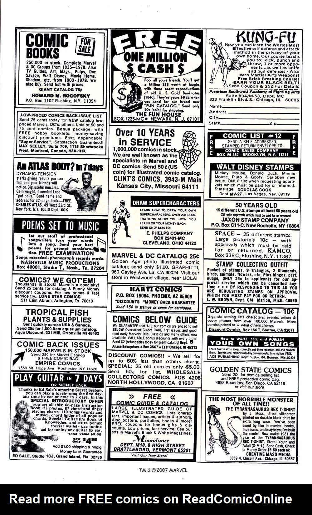 Read online Captain America (1968) comic -  Issue # _Annual 5 - 51