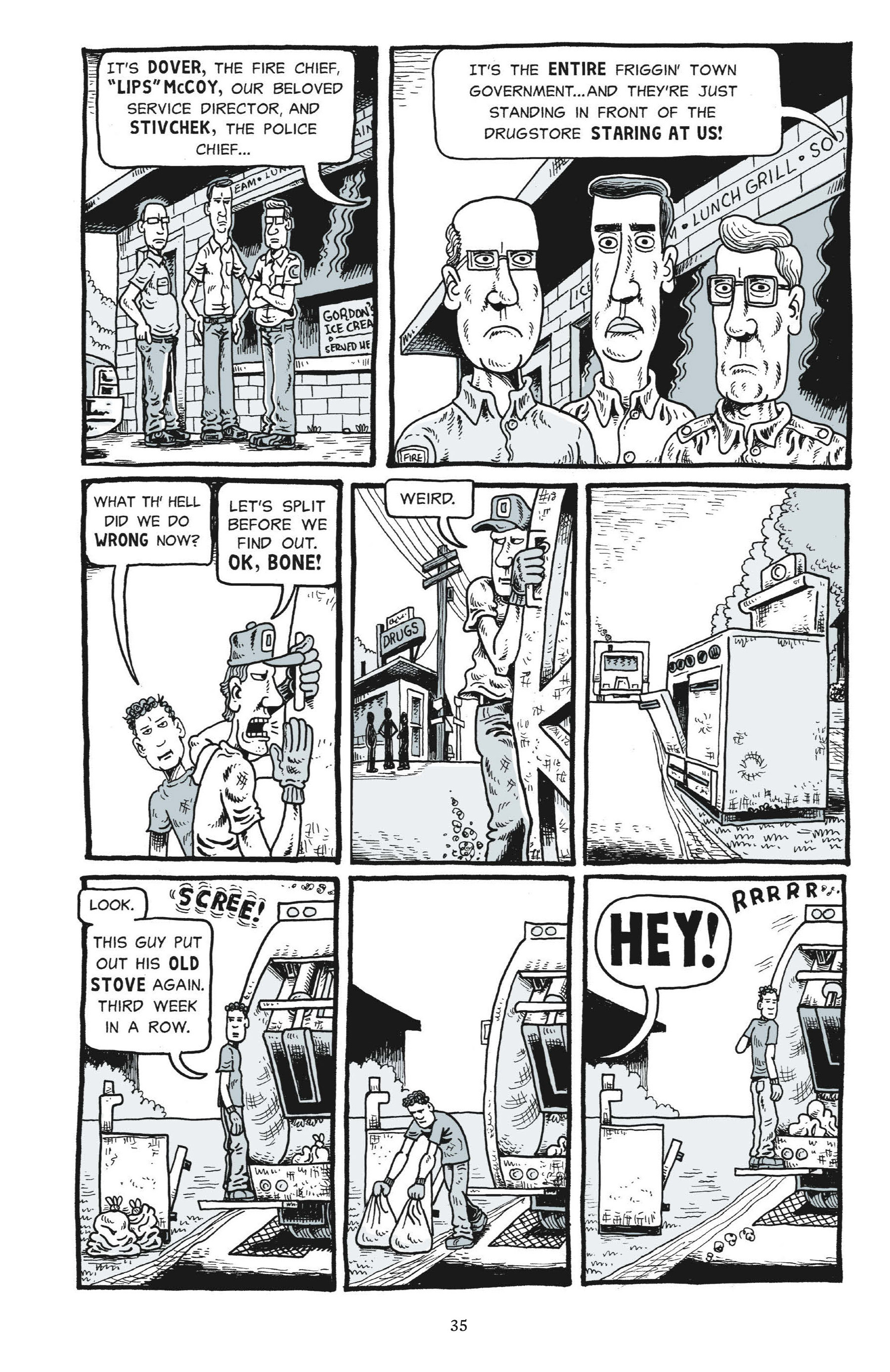 Read online Trashed comic -  Issue # Full - 36