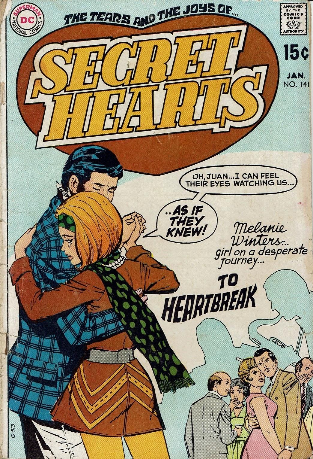 Secret Hearts 141 Page 1