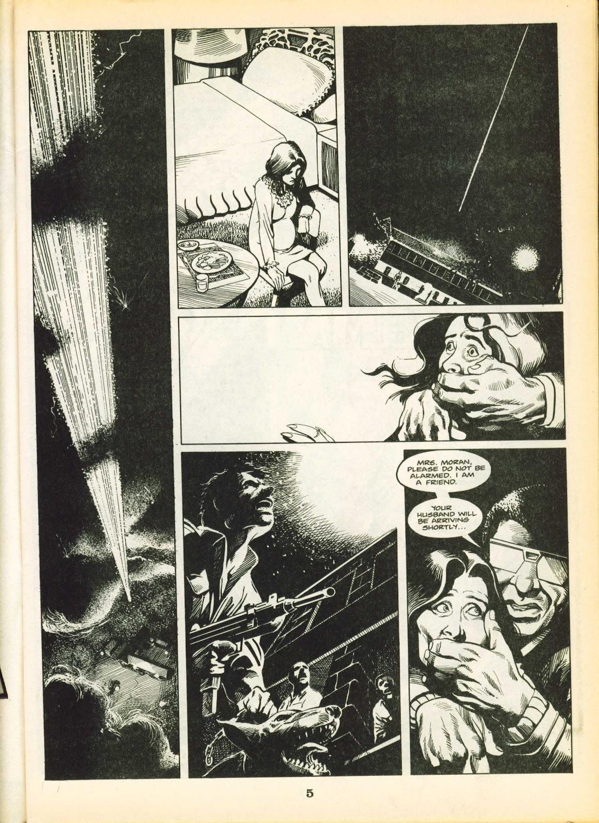 Warrior Issue #21 #22 - English 5