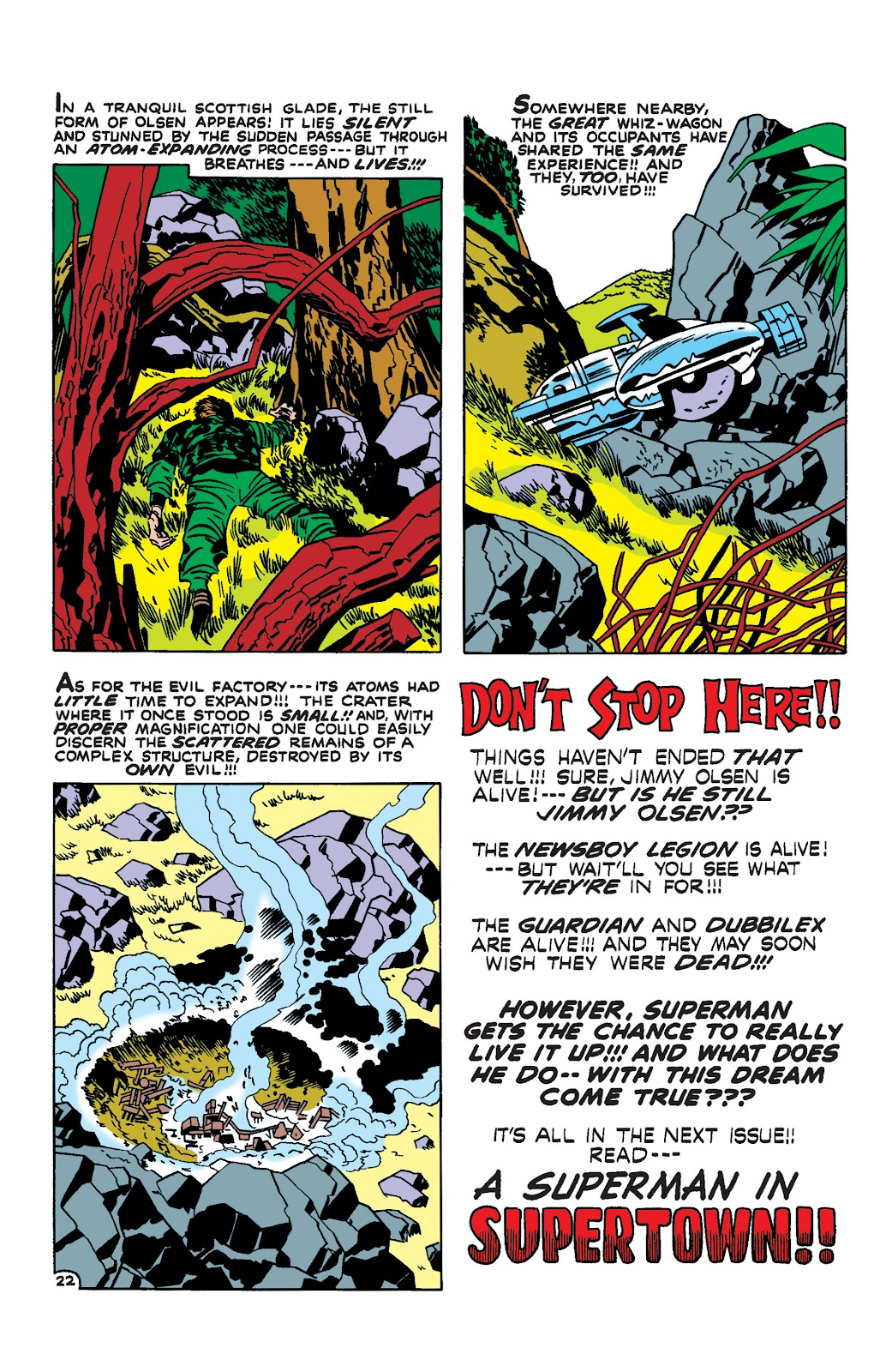 Read online Superman's Pal, Jimmy Olsen by Jack Kirby comic -  Issue # TPB (Part 4) - 9