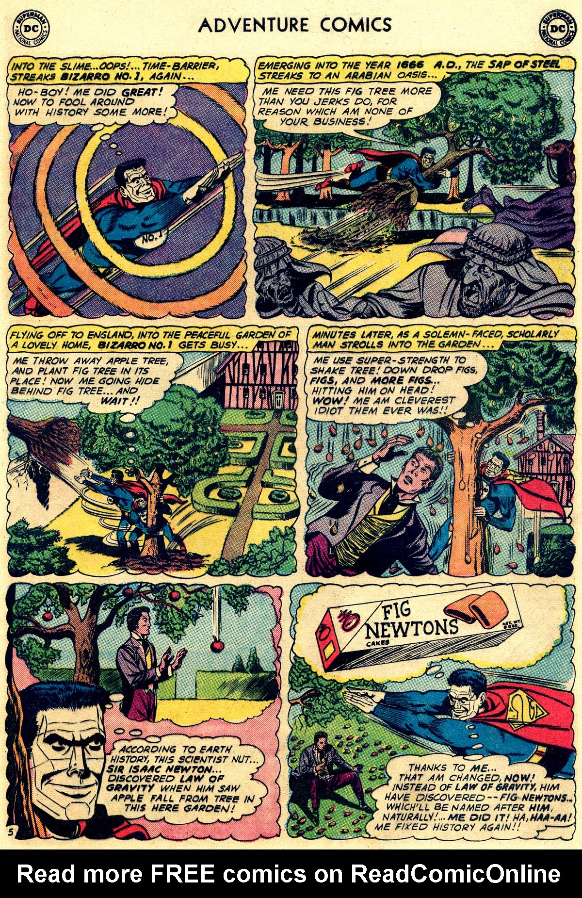 Read online Adventure Comics (1938) comic -  Issue #297 - 25