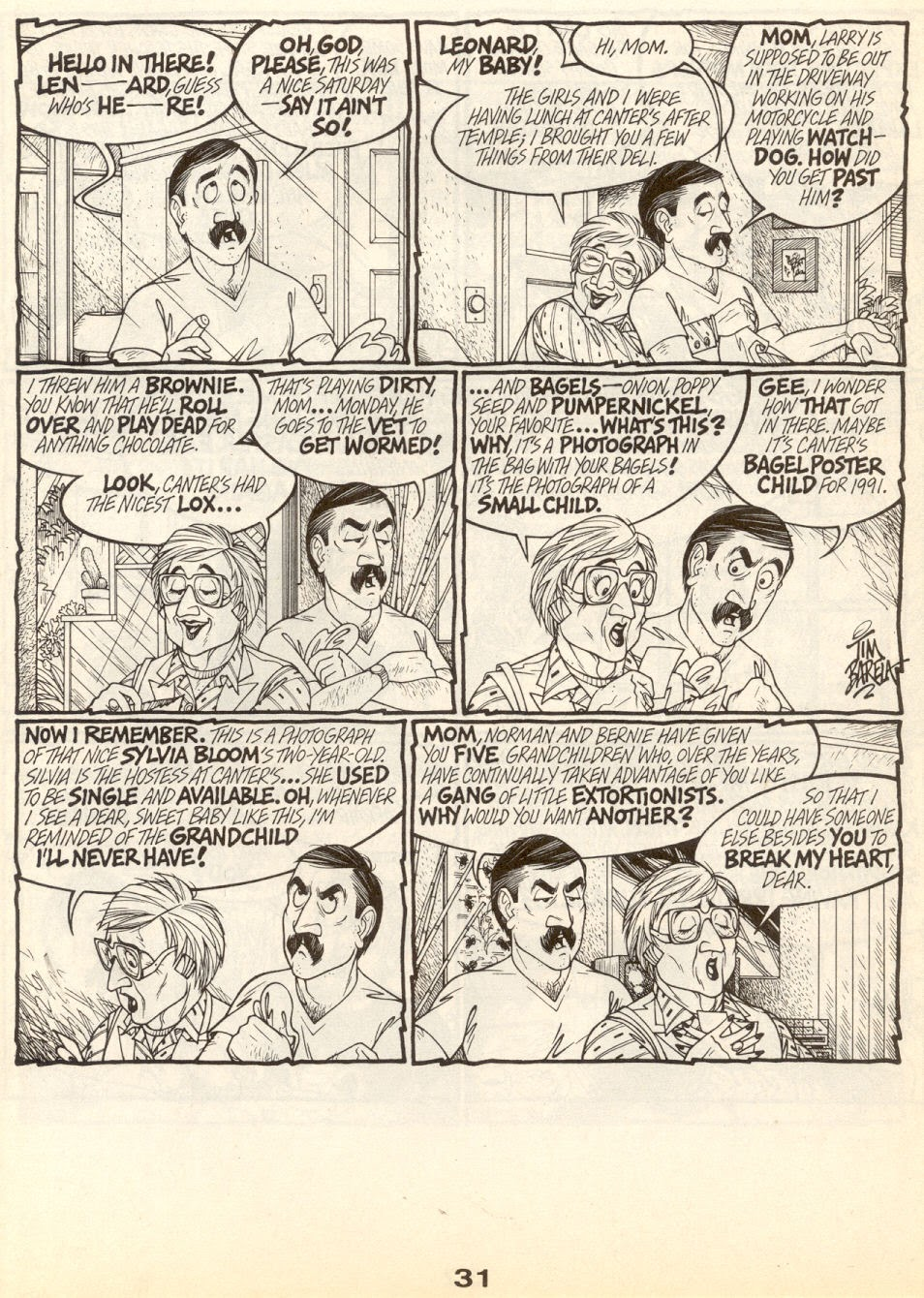 Gay Comix (Gay Comics) issue _Special_1 - Page 34