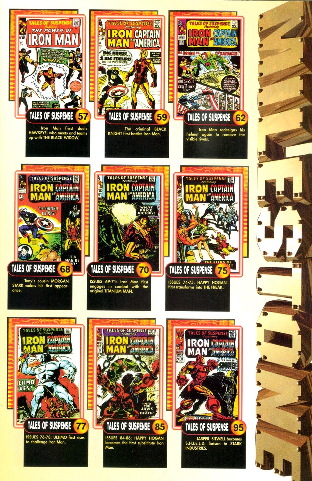 Read online Iron Man: The Legend comic -  Issue # Full - 7