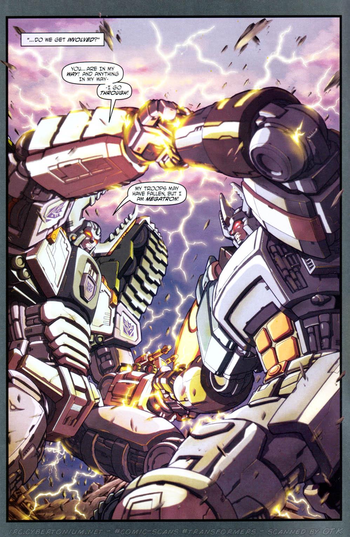Read online Transformers Armada comic -  Issue #16 - 4