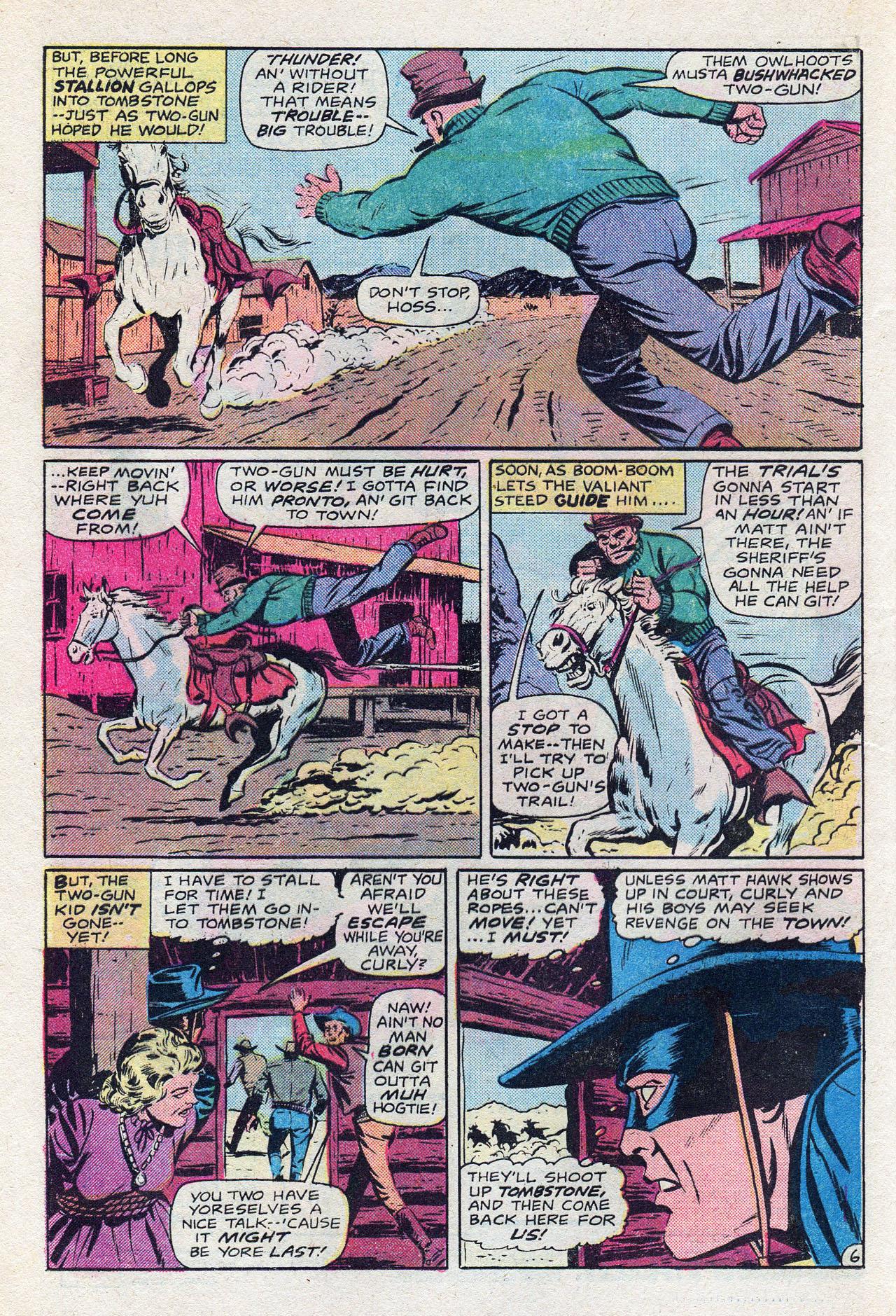 Read online Two-Gun Kid comic -  Issue #128 - 12