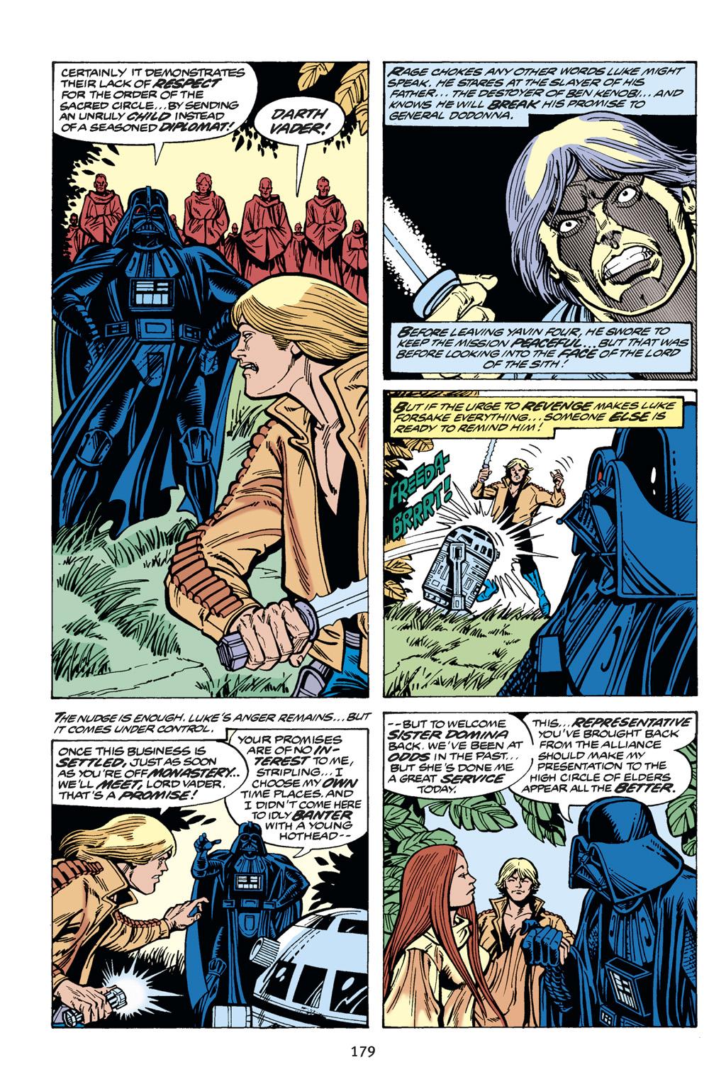 Read online Star Wars Omnibus comic -  Issue # Vol. 14 - 178
