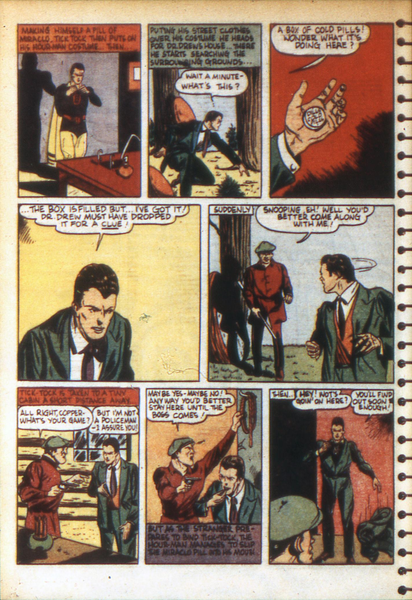 Read online Adventure Comics (1938) comic -  Issue #49 - 4