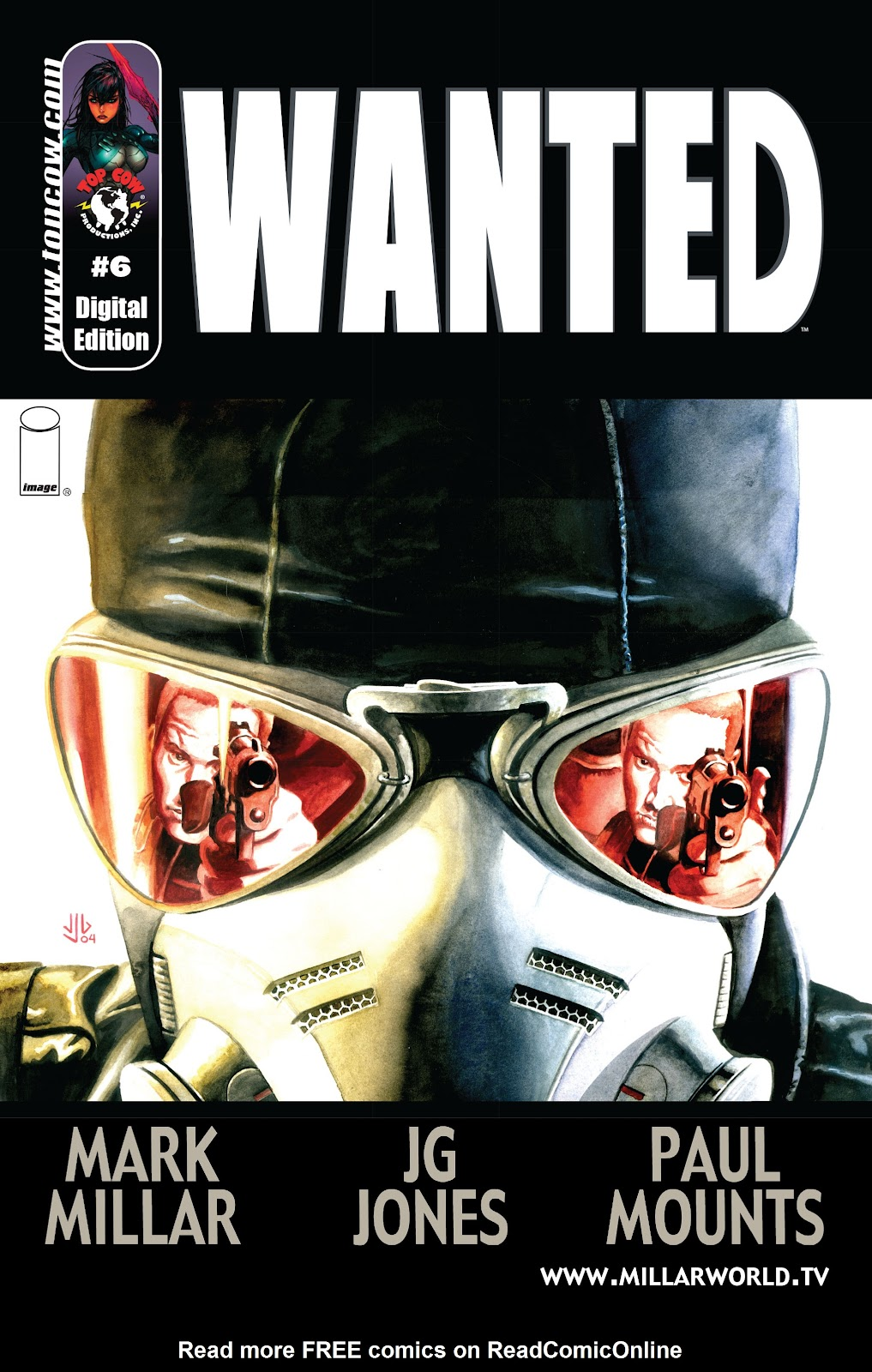Wanted (2003) issue 6 - Page 1