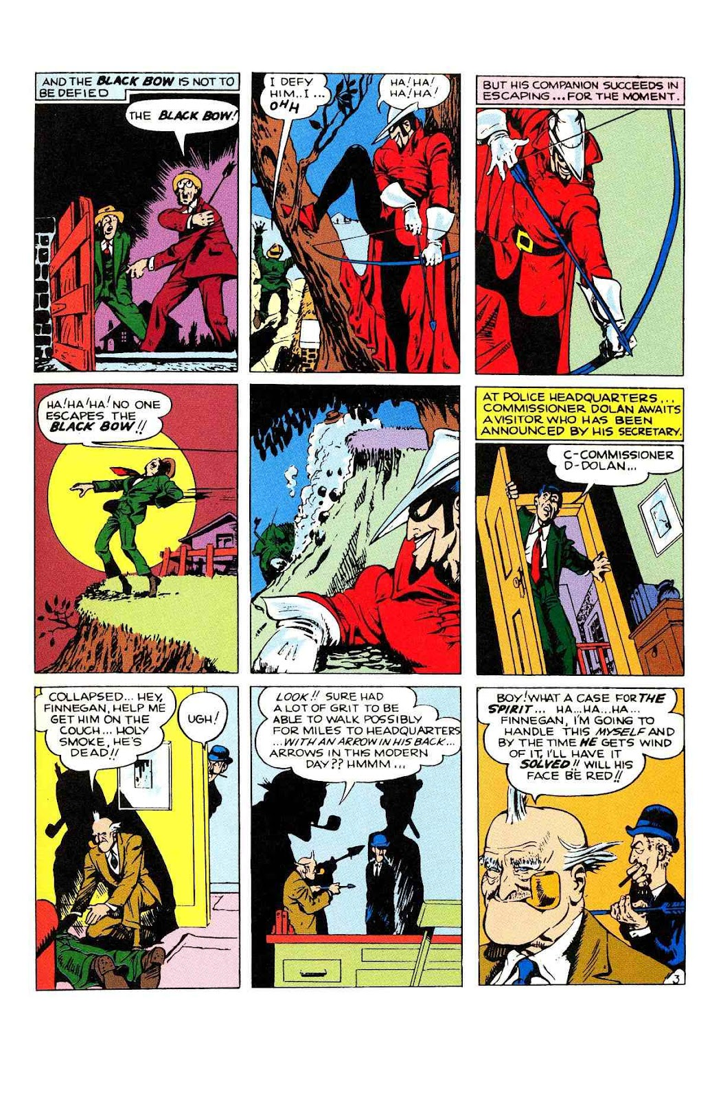 Read online Will Eisner's The Spirit Archives comic -  Issue # TPB 2 (Part 1) - 4