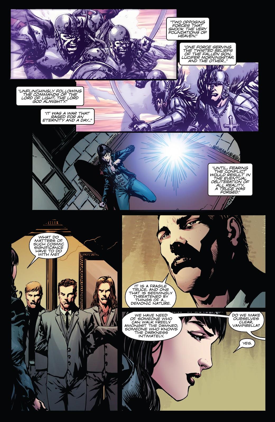 Read online Vampirella Strikes comic -  Issue #2 - 6