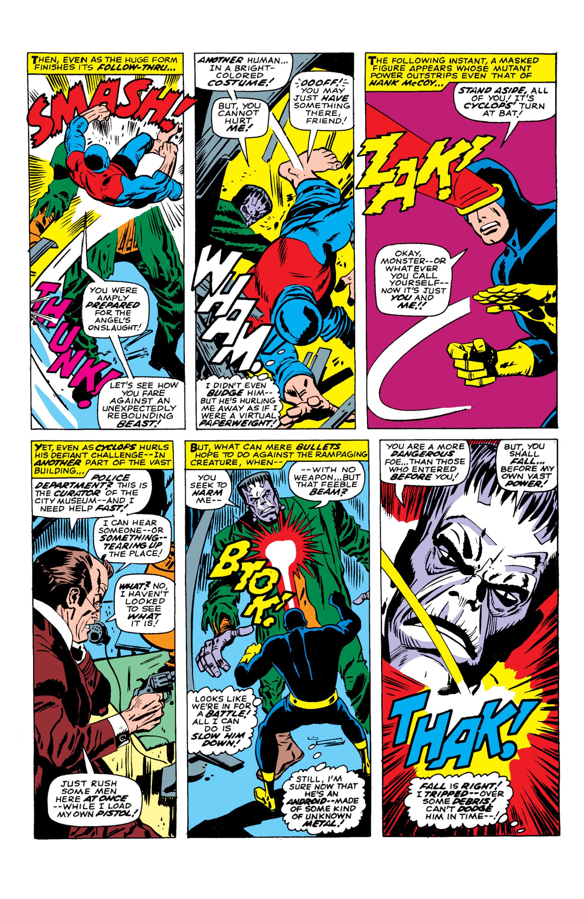 Uncanny X-Men (1963) 40 Page 7