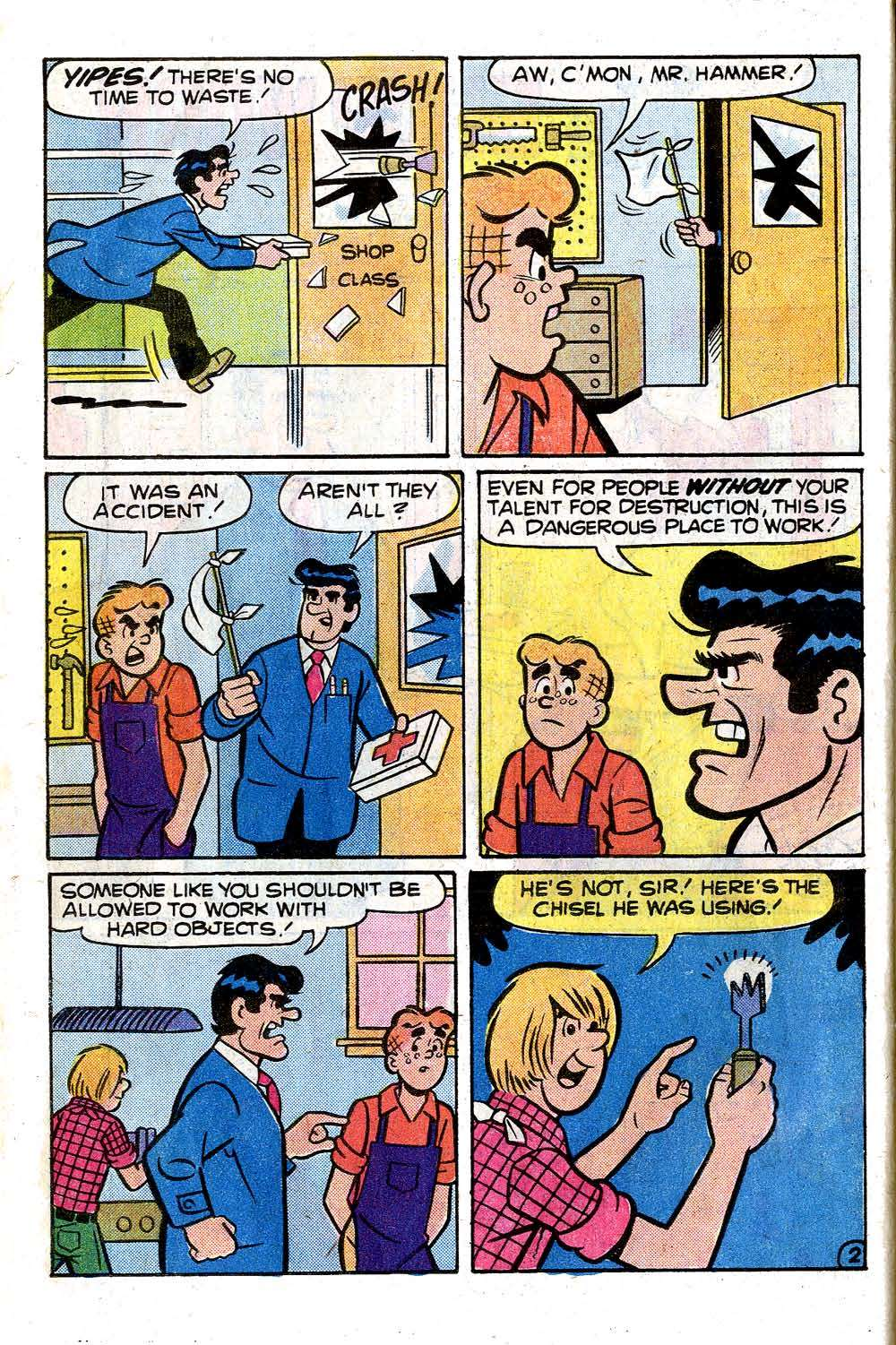 Read online Archie (1960) comic -  Issue #264 - 14