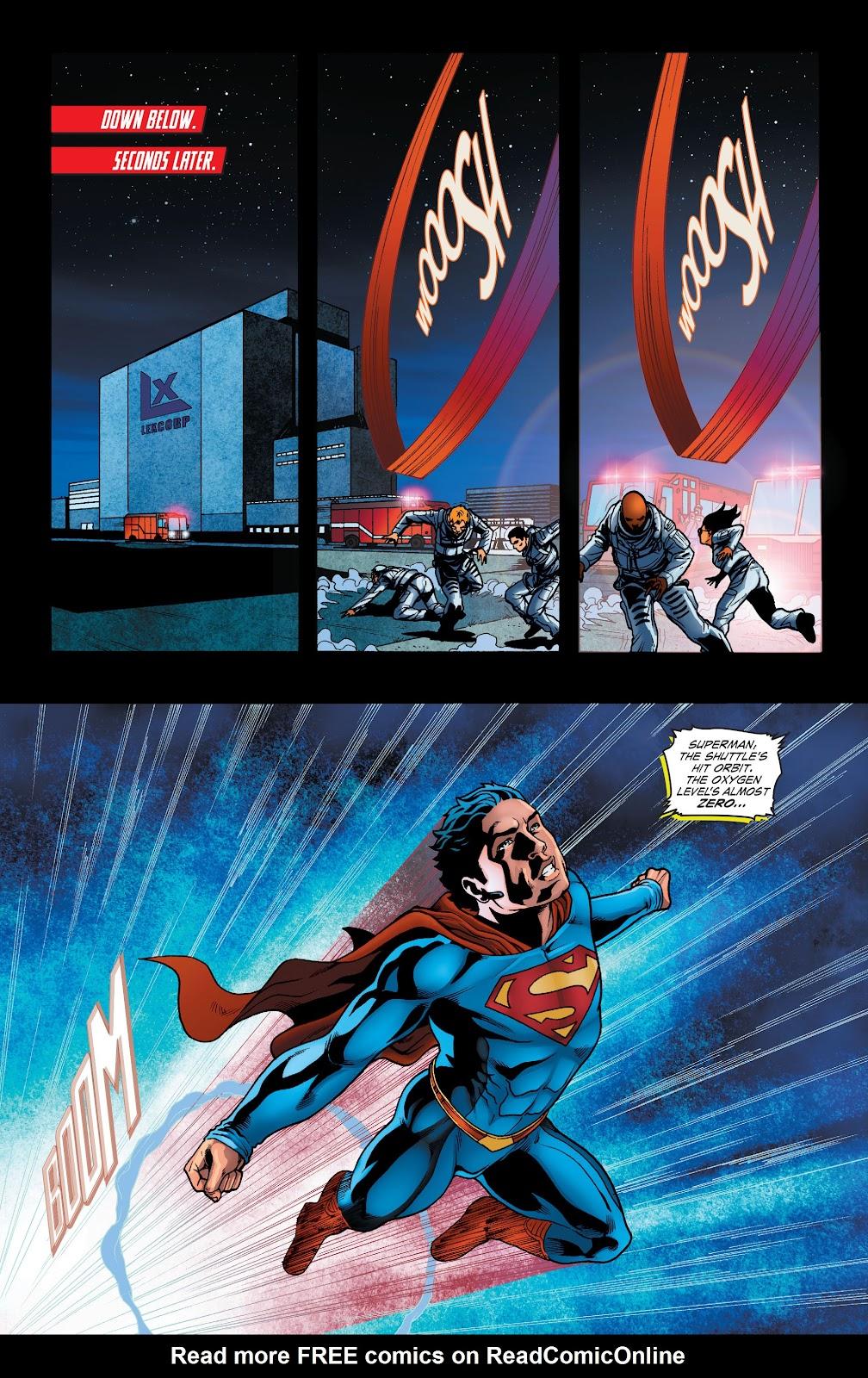 Read online Smallville Season 11 [II] comic -  Issue # TPB 1 - 65