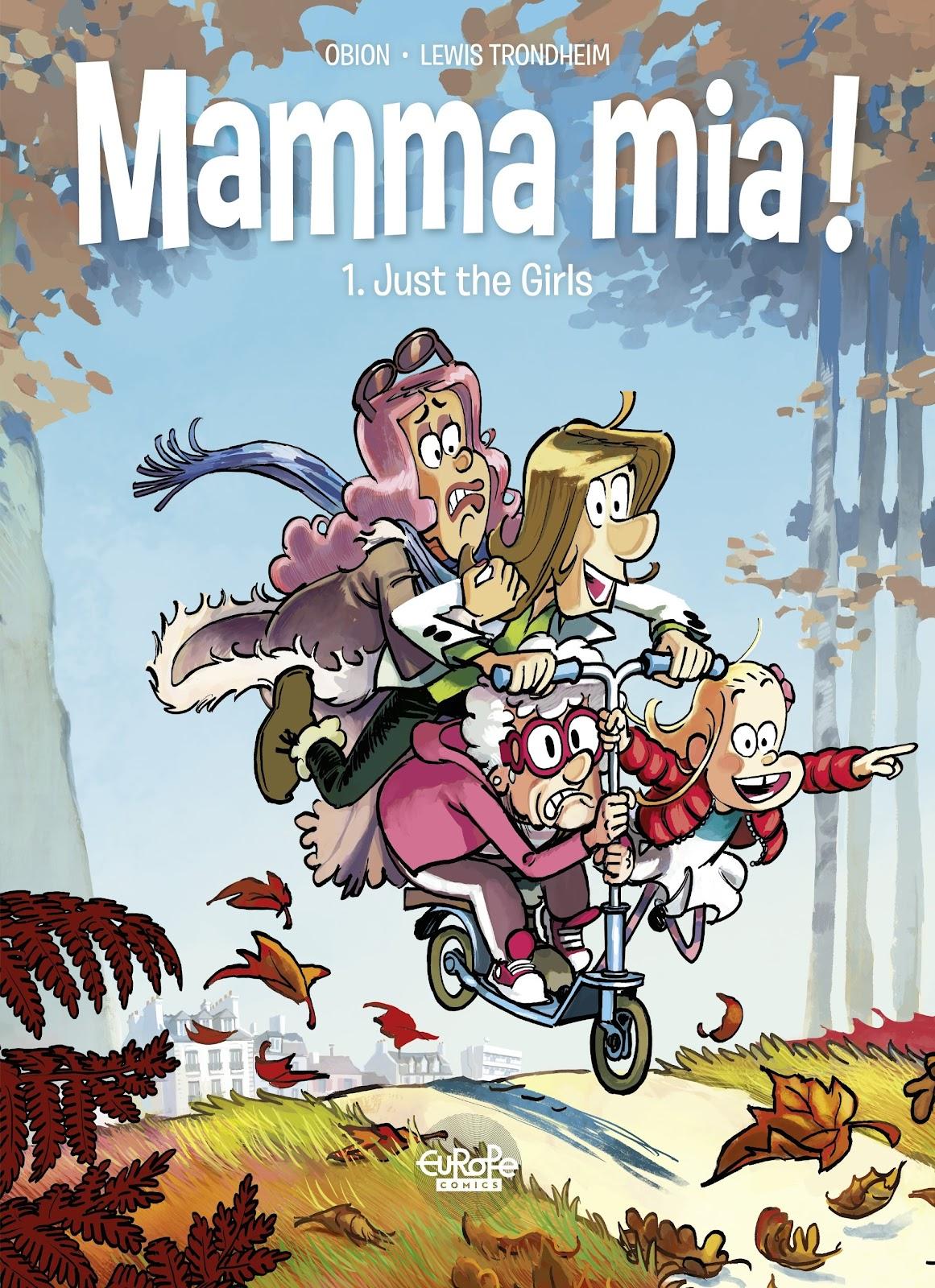 Mamma Mia! 1 Page 1