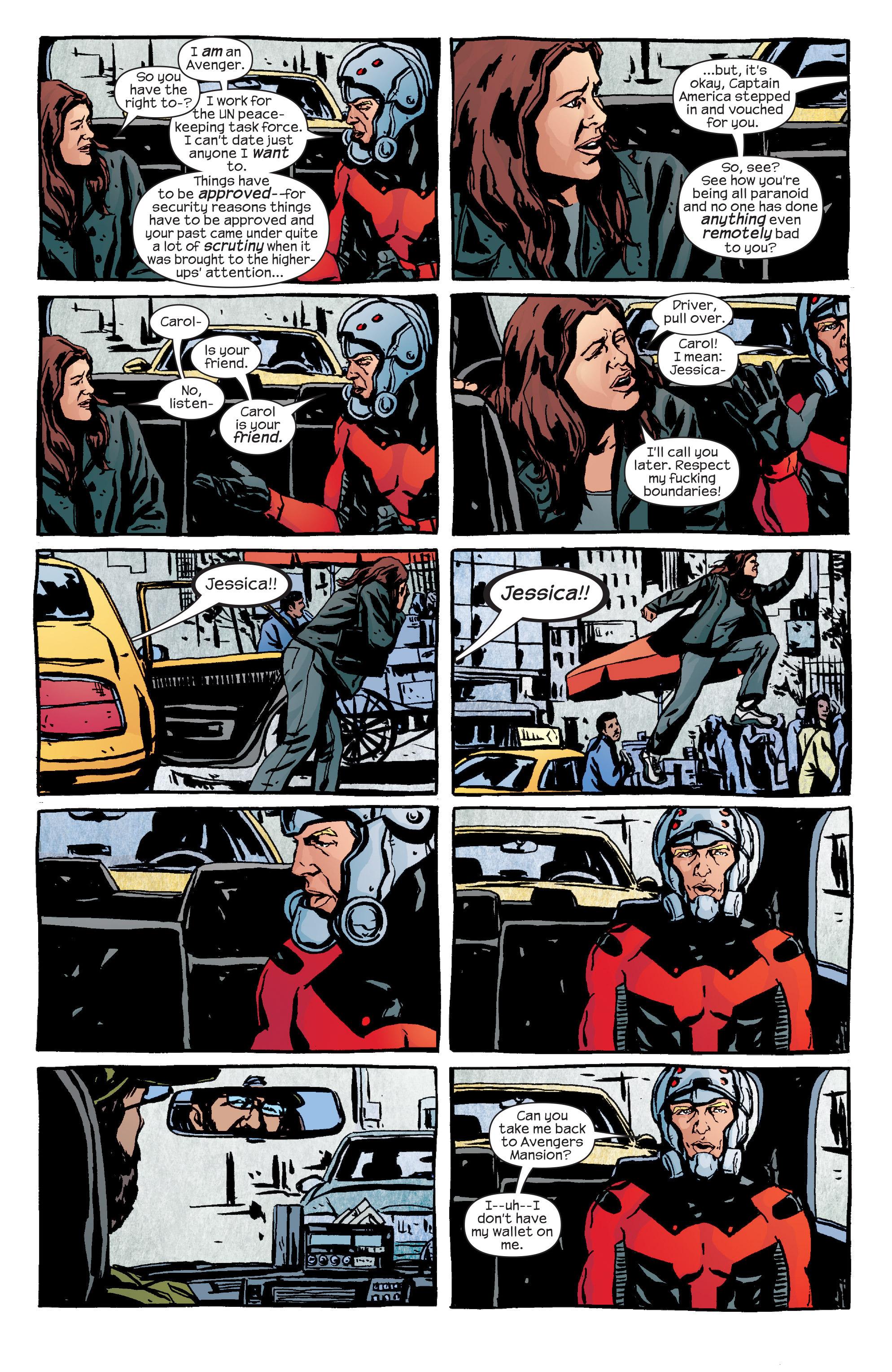 Read online Alias comic -  Issue #24 - 14