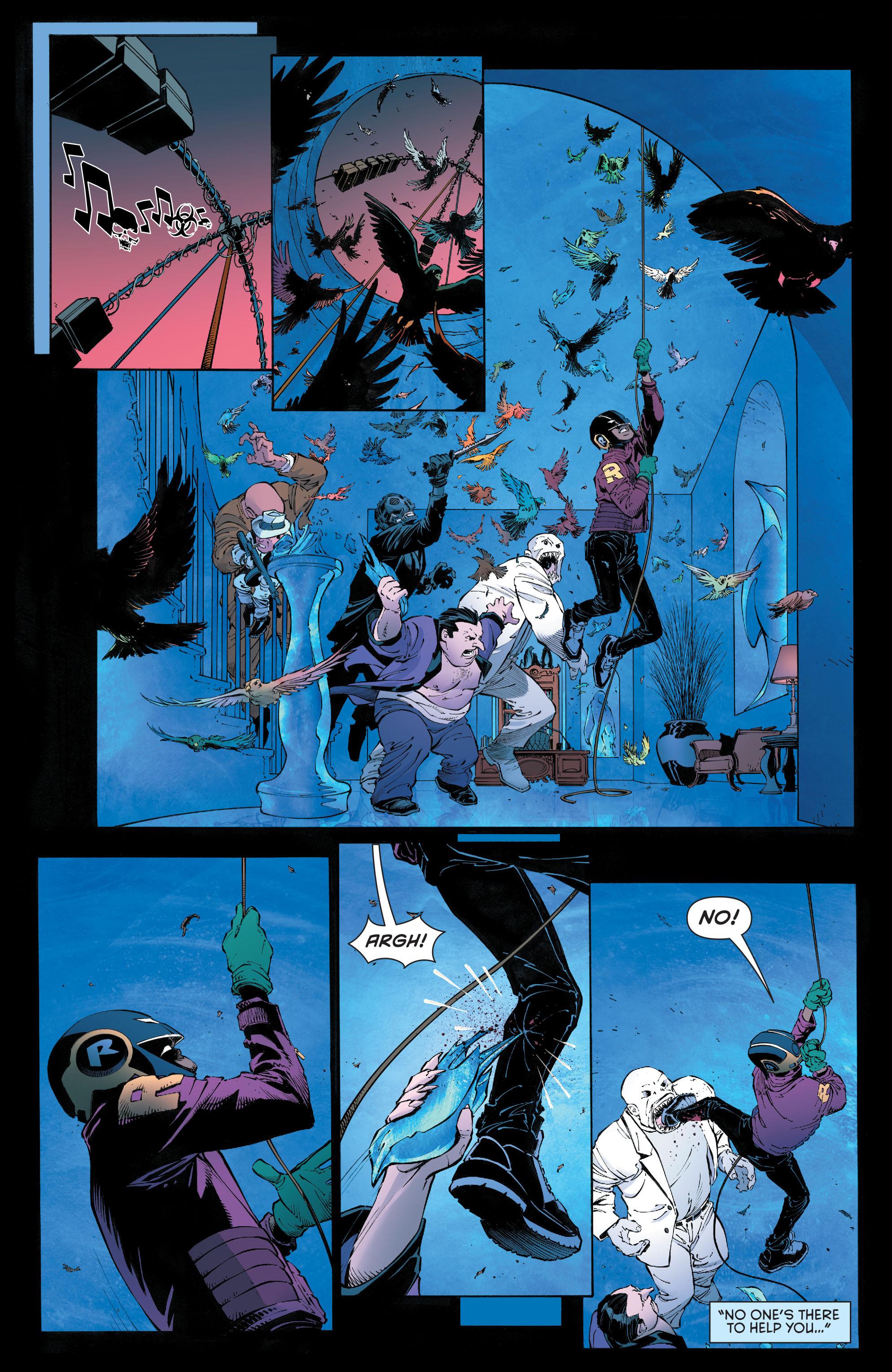 Read online Batman (2011) comic -  Issue # _TPB 9 - 23