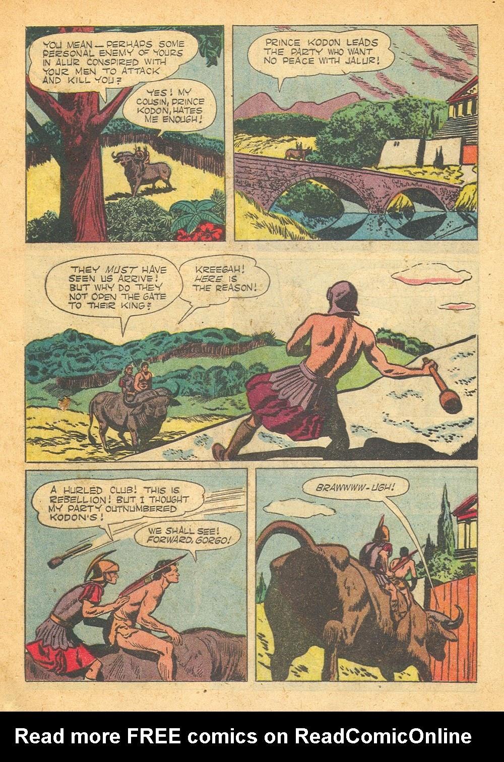 Tarzan (1948) issue 57 - Page 13