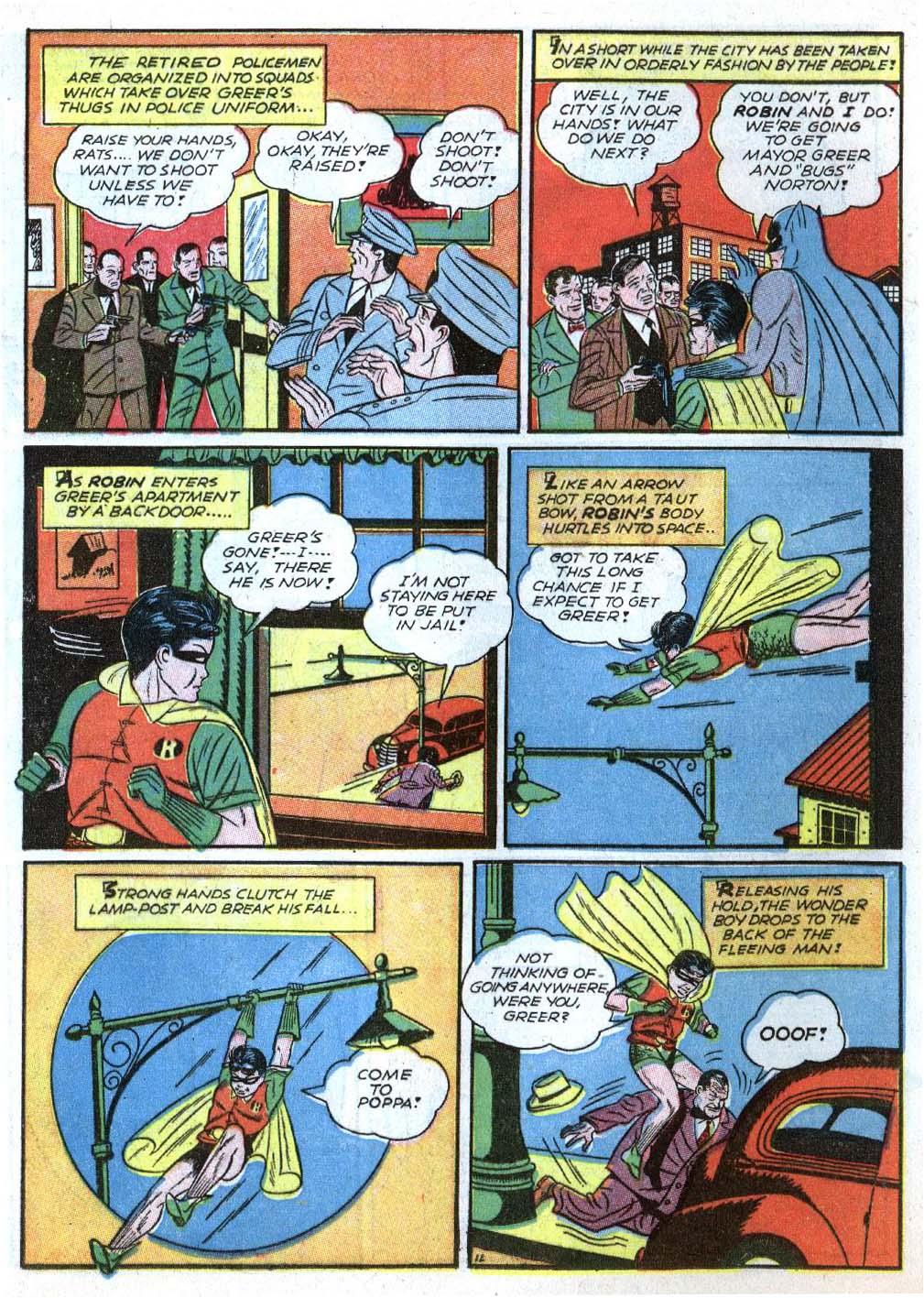 Read online Detective Comics (1937) comic -  Issue #43 - 13