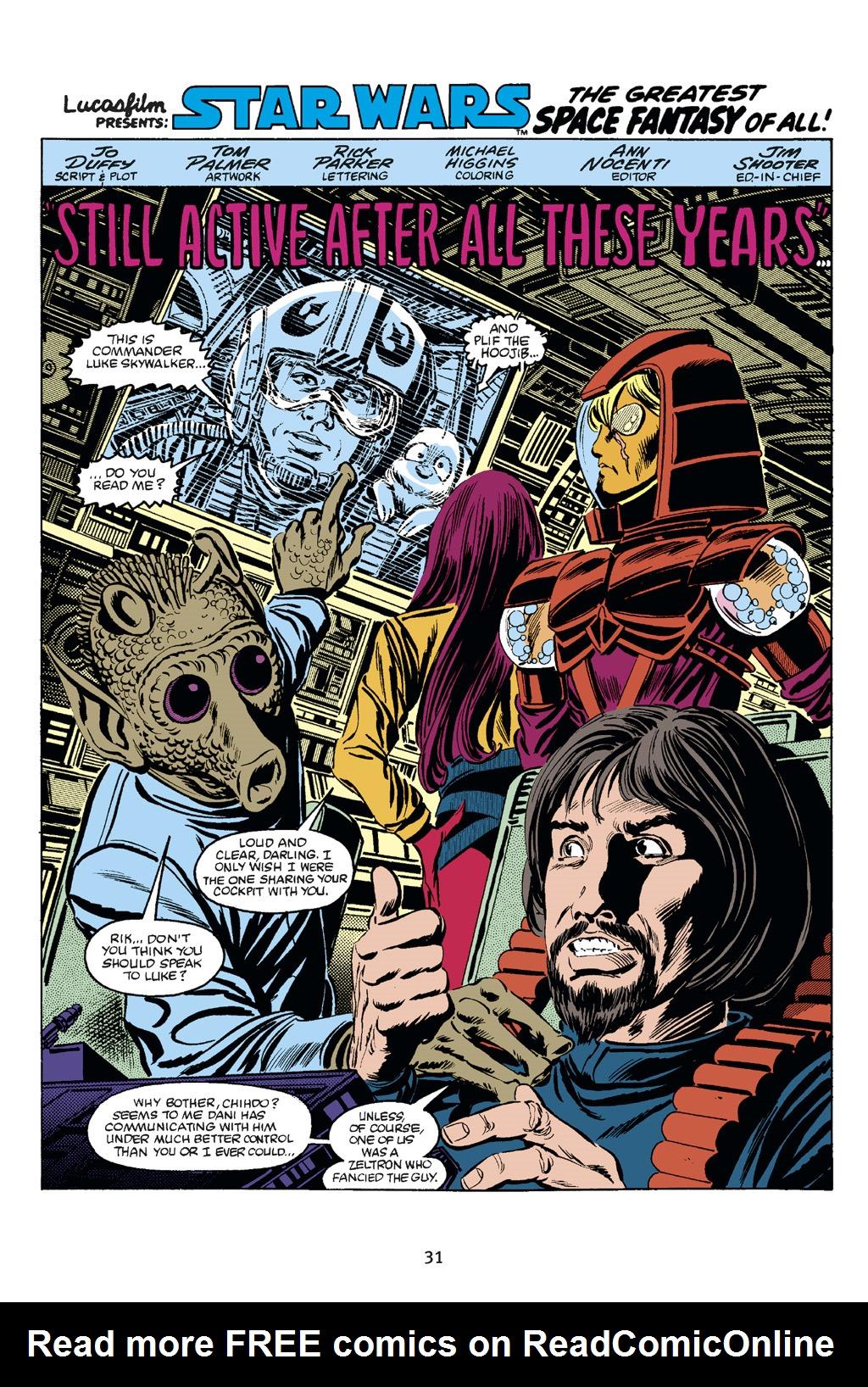 Read online Star Wars Omnibus comic -  Issue # Vol. 21 - 29