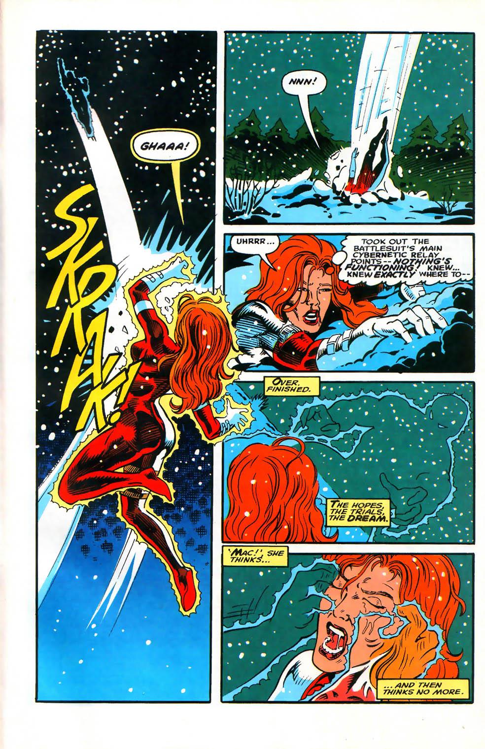 Alpha Flight (1983) issue 128 - Page 20