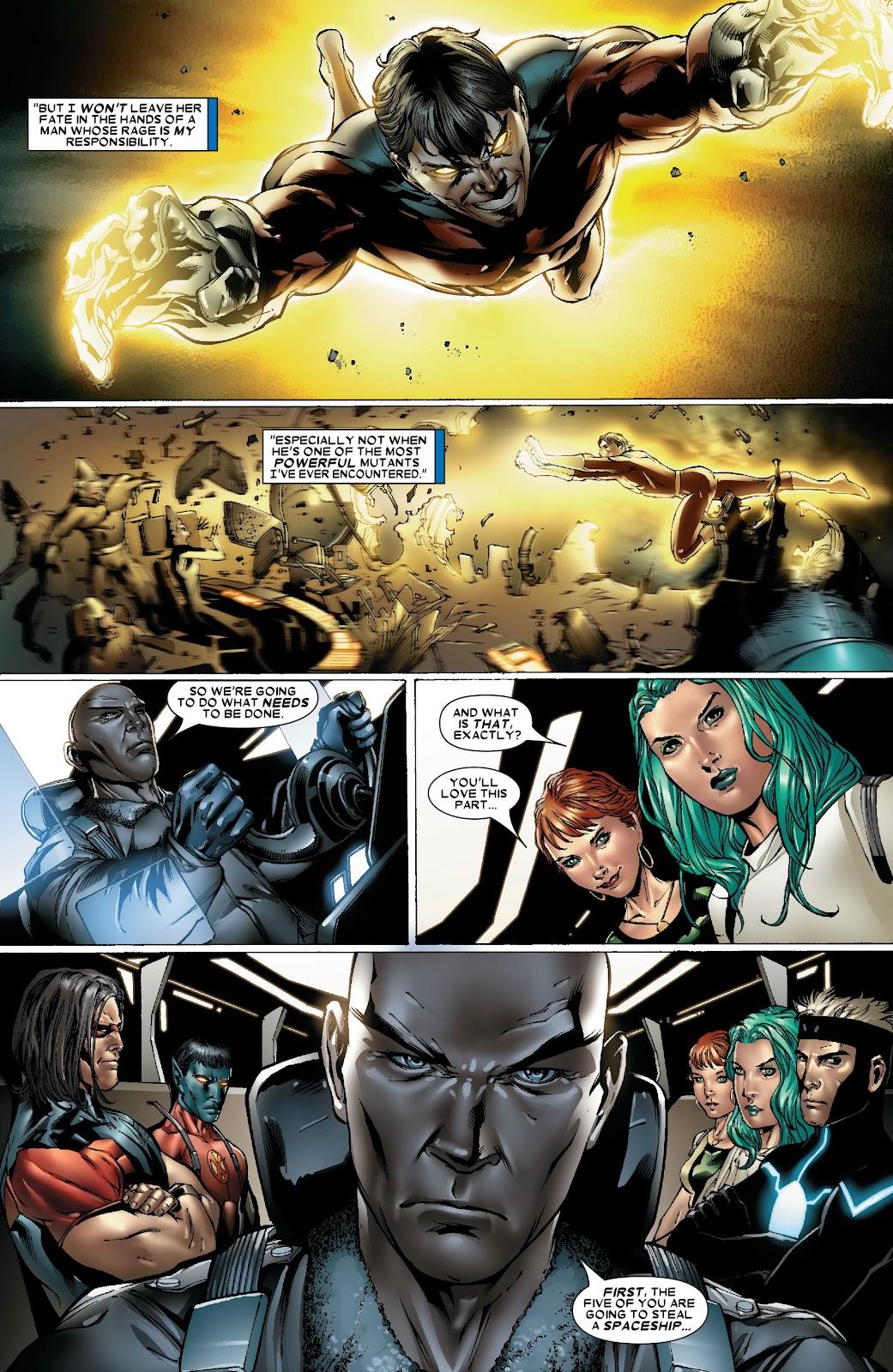 Uncanny X-Men (1963) issue 475 - Page 23