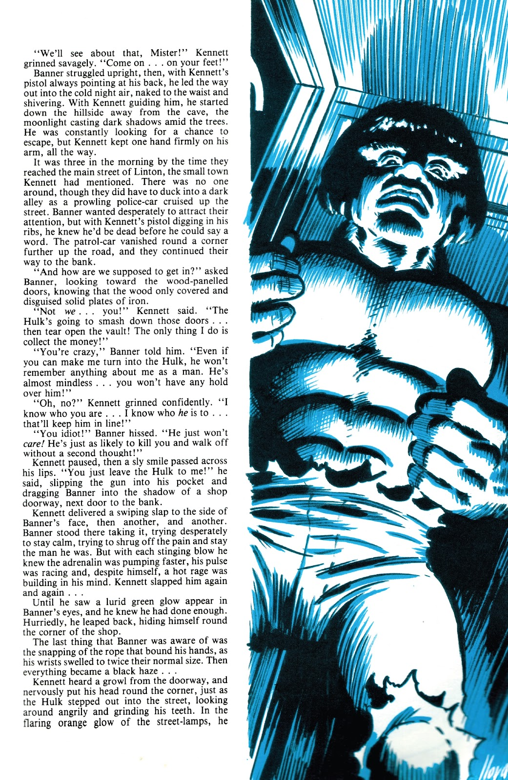 Read online Hulk: From The Marvel UK Vaults comic -  Issue # TPB (Part 2) - 63