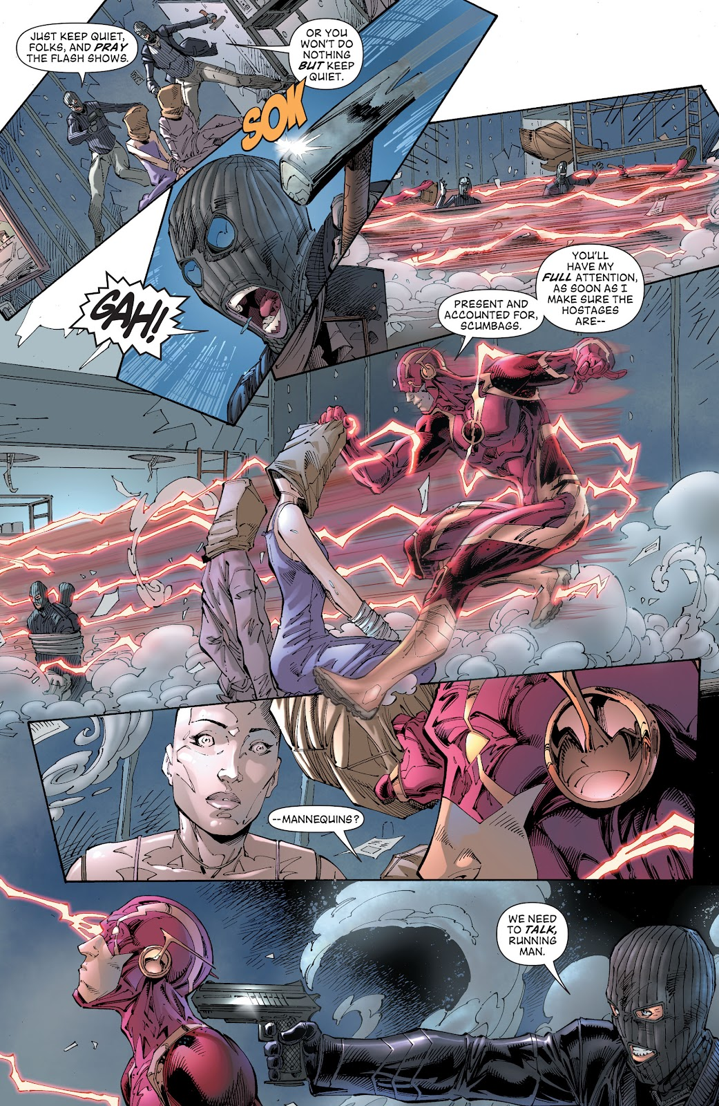 Read online The Flash (2011) comic -  Issue # _TPB 8 (Part 2) - 11