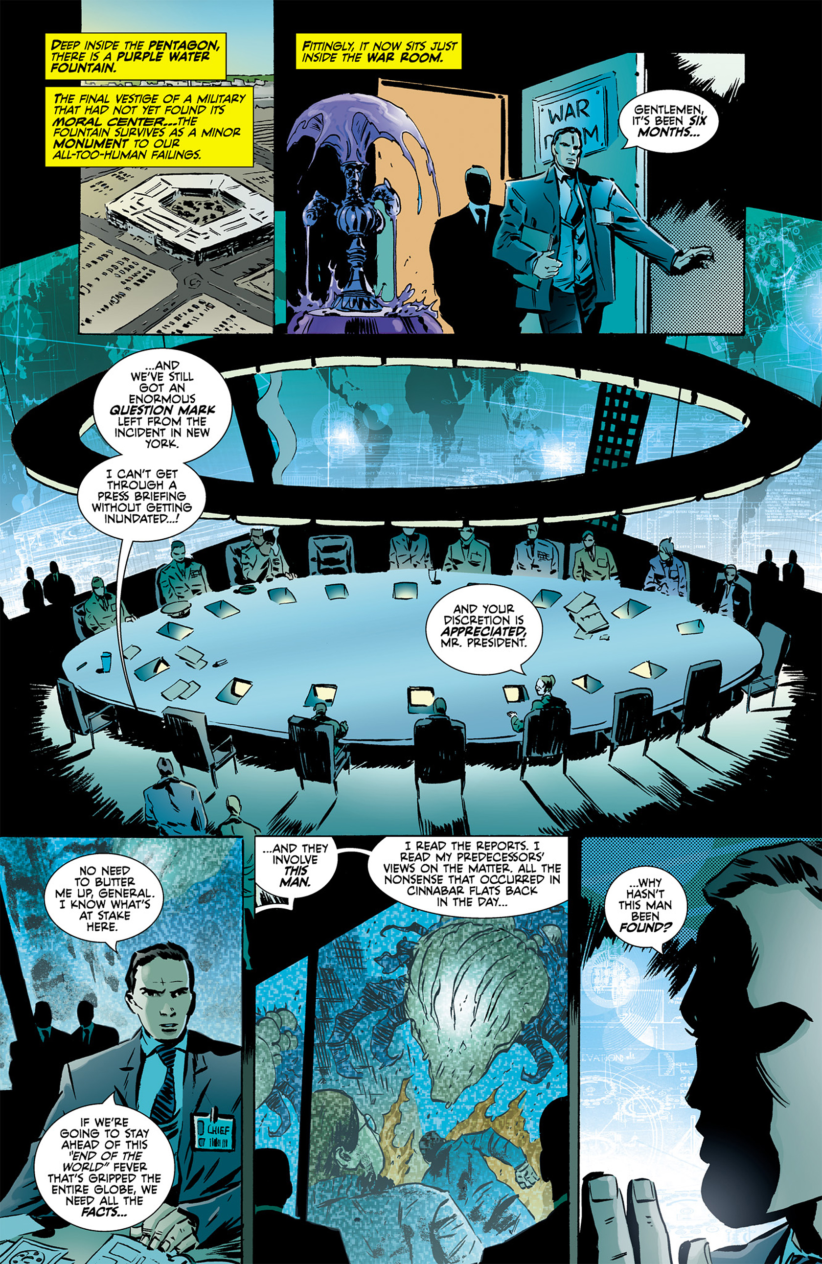 Read online Catalyst Comix comic -  Issue #2 - 6