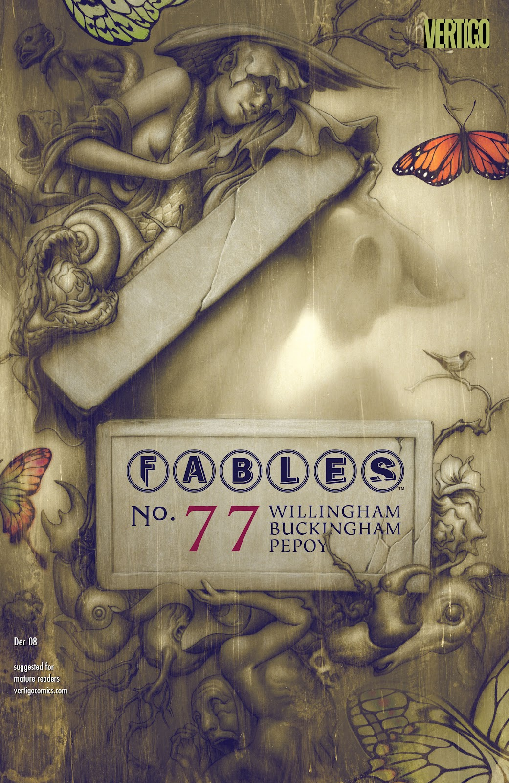 Fables issue 77 - Page 1