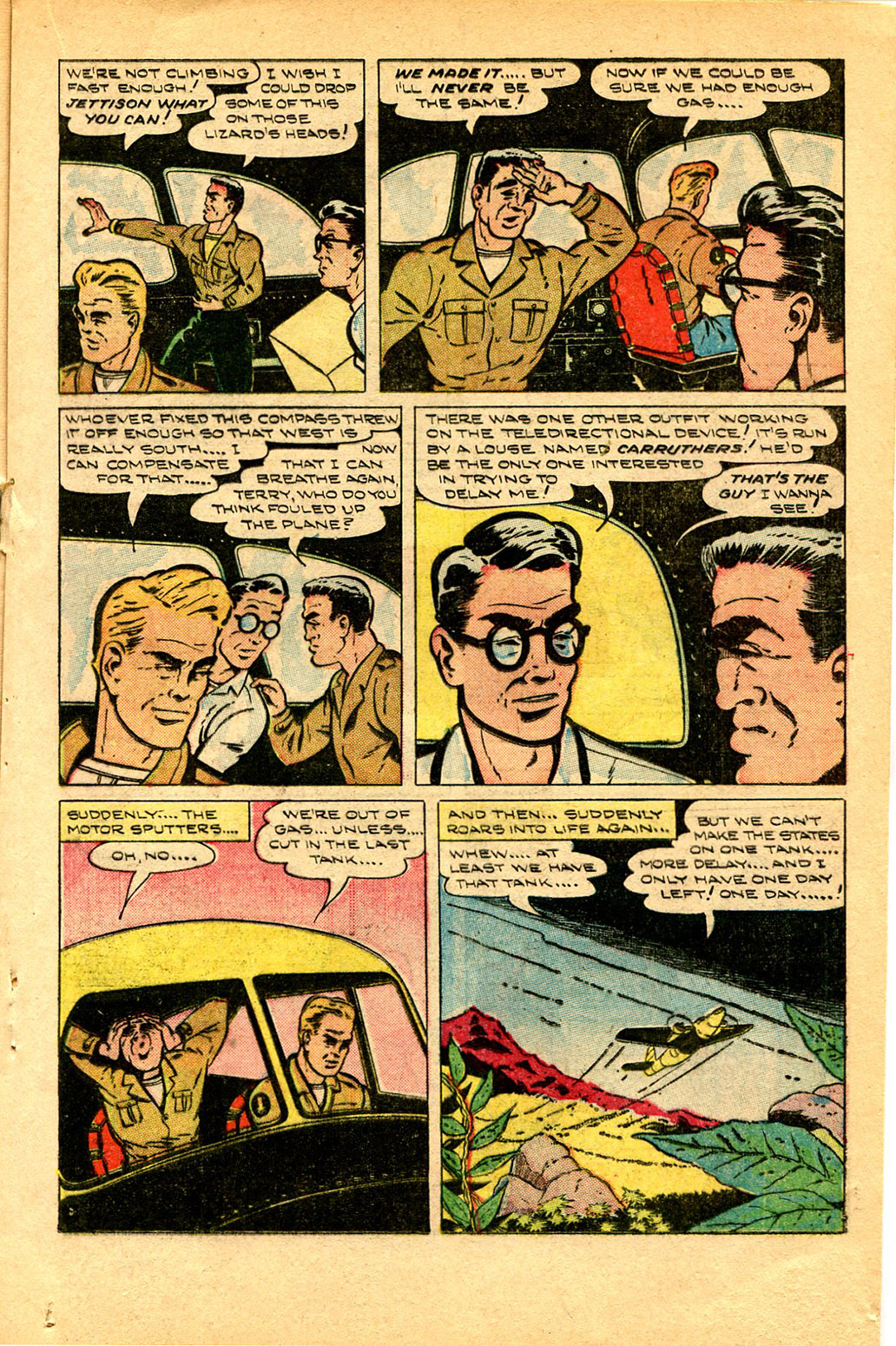 Read online Shadow Comics comic -  Issue #97 - 25