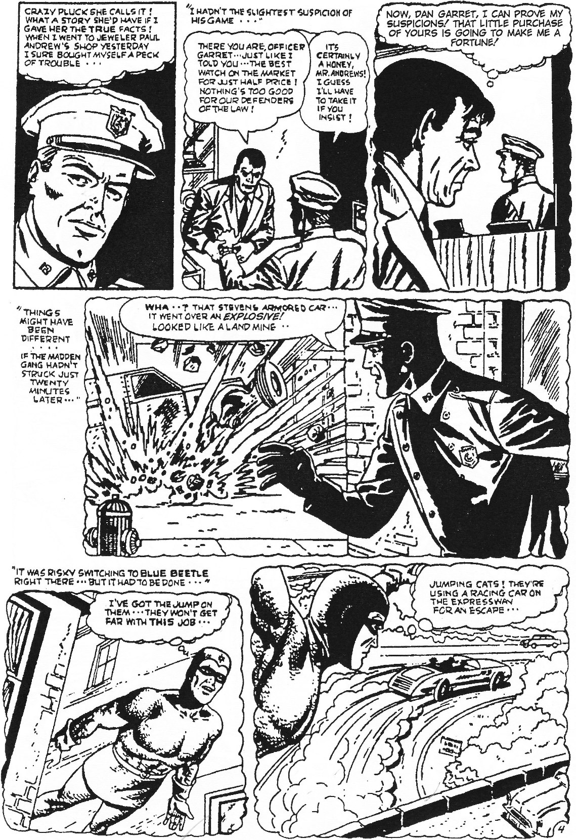 Read online Men of Mystery Comics comic -  Issue #57 - 45