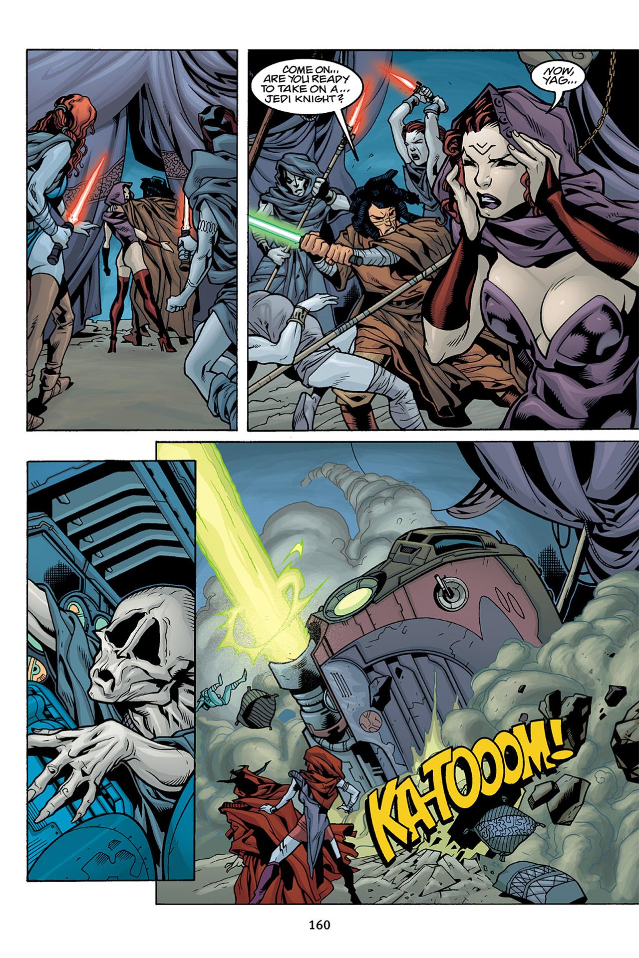 Read online Star Wars Omnibus comic -  Issue # Vol. 15 - 157