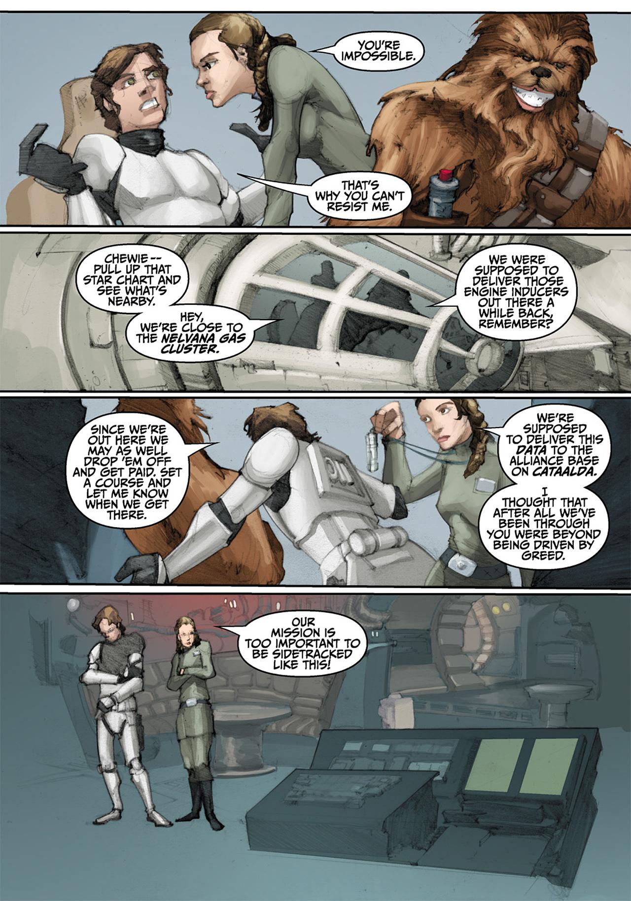Read online Star Wars Omnibus comic -  Issue # Vol. 33 - 93