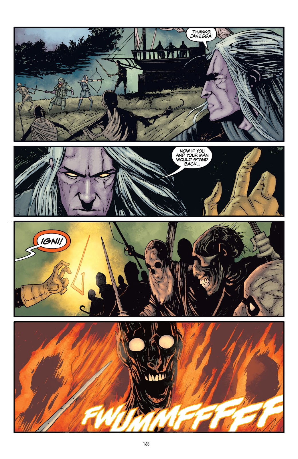 Read online The Witcher Omnibus comic -  Issue # TPB (Part 2) - 69