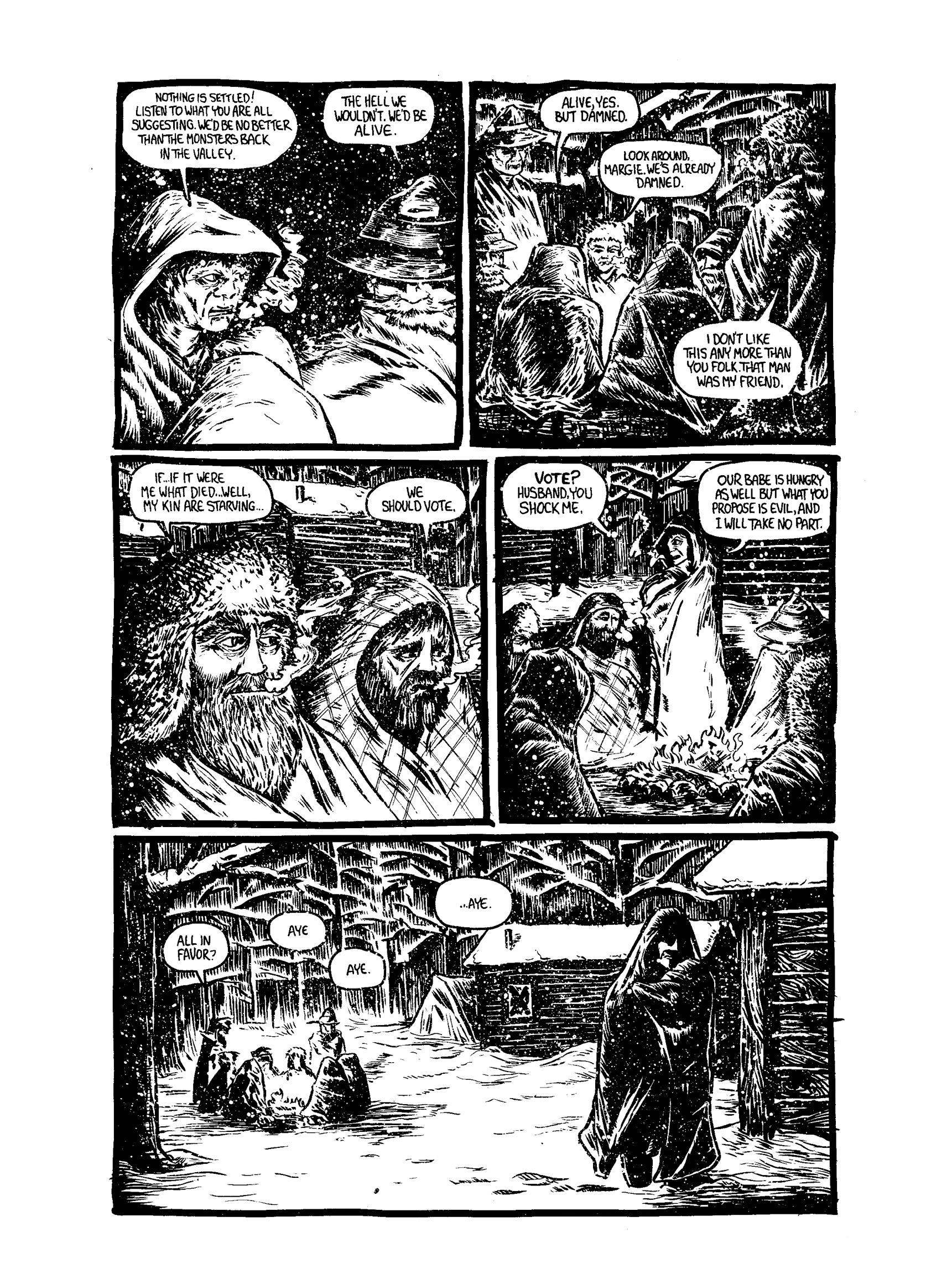 Read online FUBAR comic -  Issue #3 - 103