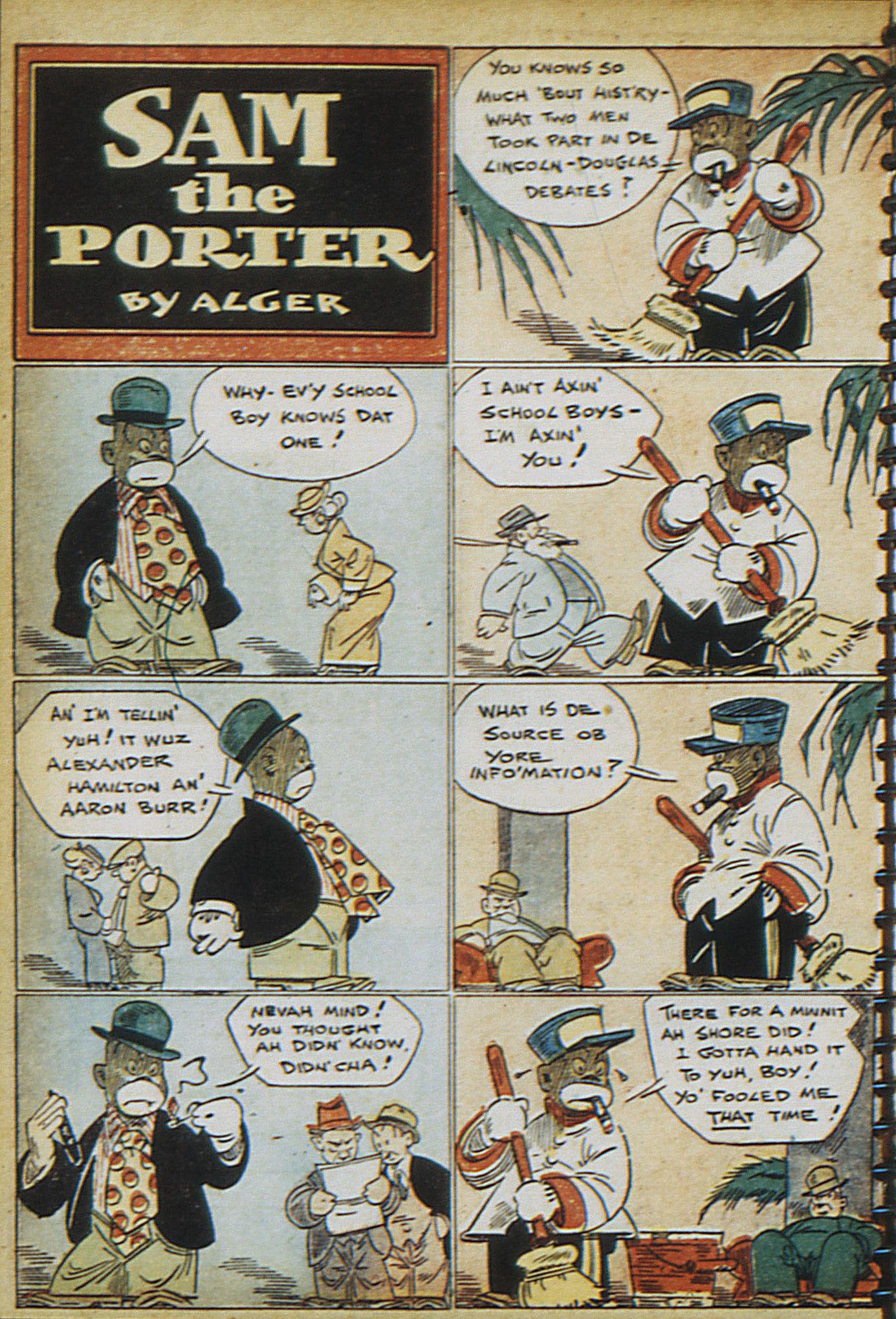 Read online Adventure Comics (1938) comic -  Issue #17 - 11