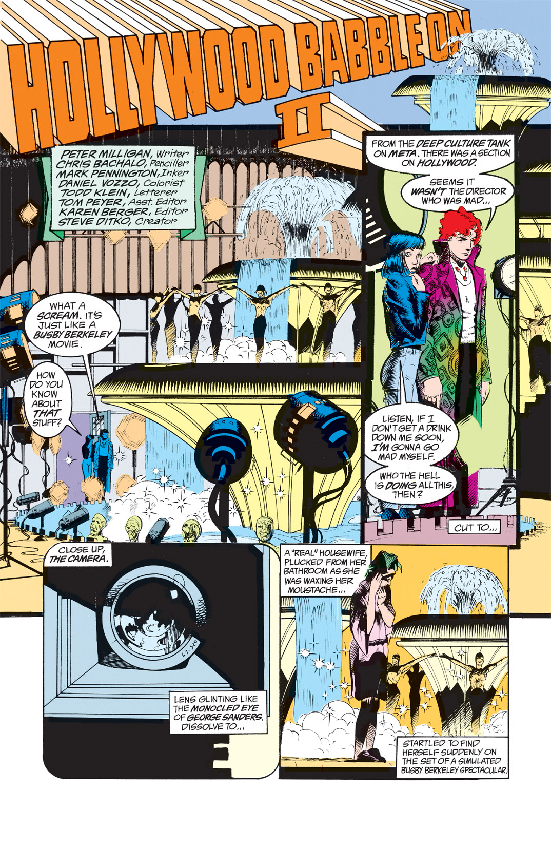 Read online Shade, the Changing Man comic -  Issue #6 - 3