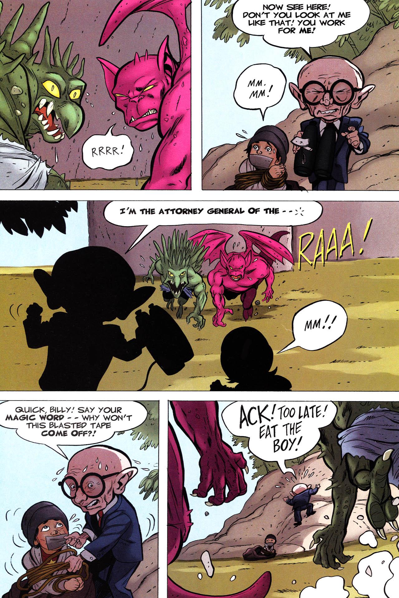 Read online Shazam!: The Monster Society of Evil comic -  Issue #3 - 23