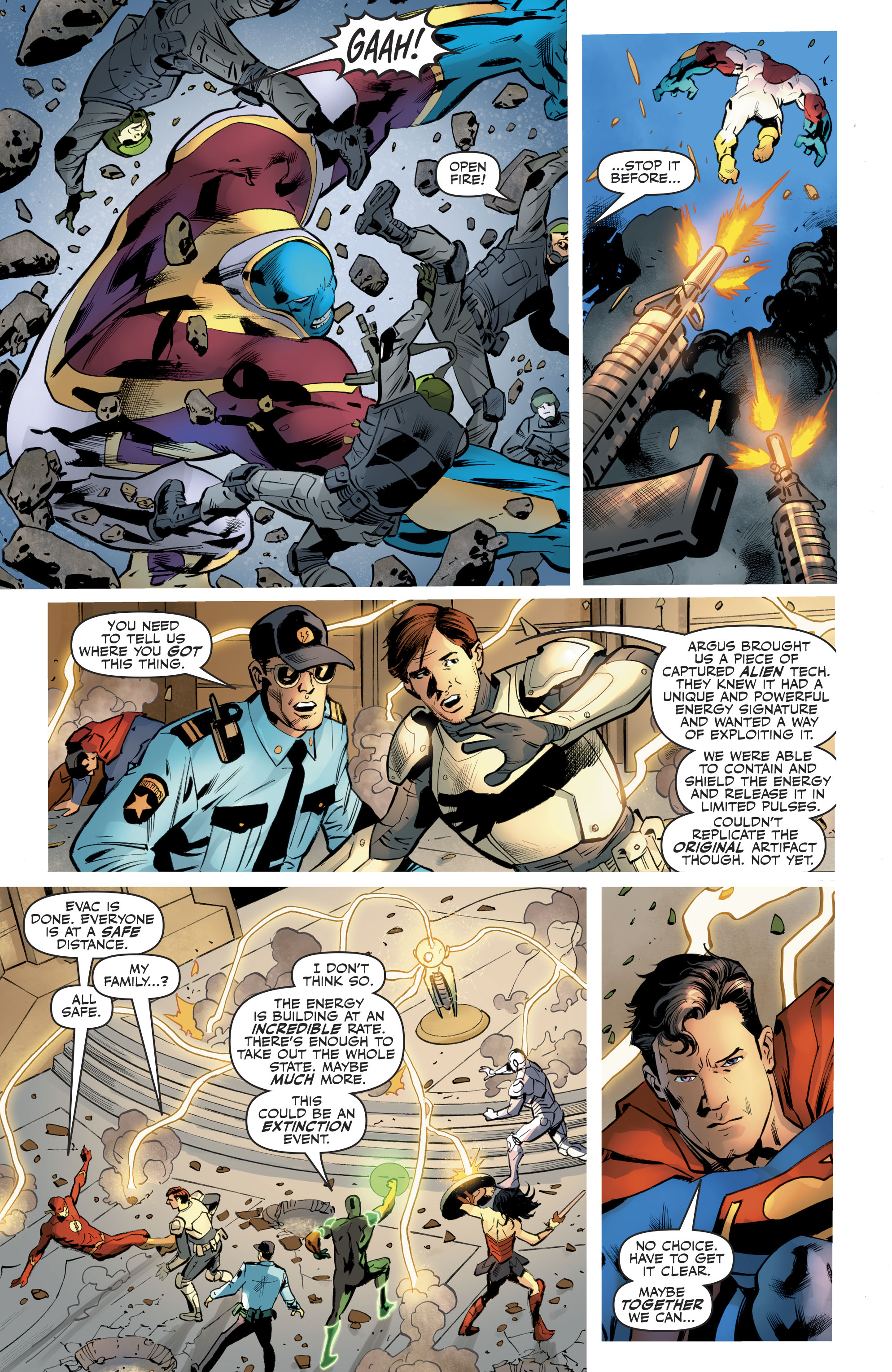 Read online Justice League (2016) comic -  Issue #21 - 19