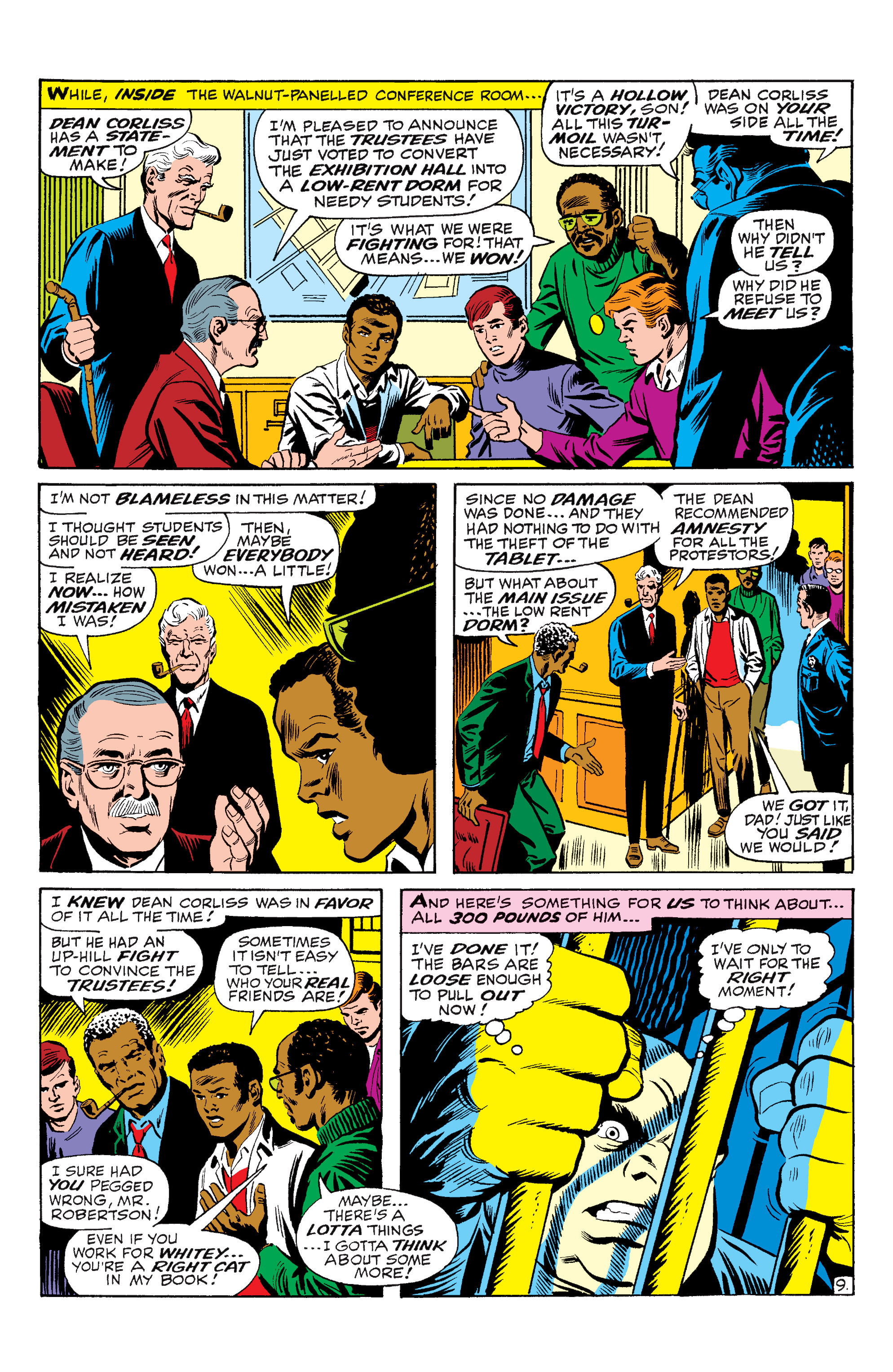 The Amazing Spider-Man (1963) 70 Page 9