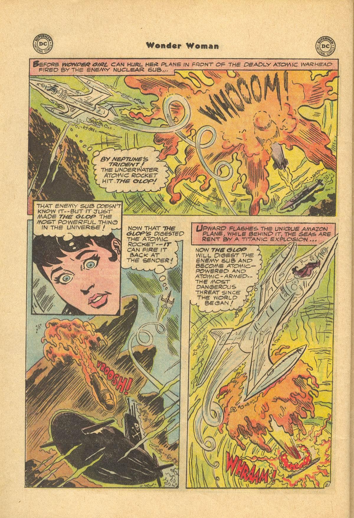 Read online Wonder Woman (1942) comic -  Issue #151 - 28