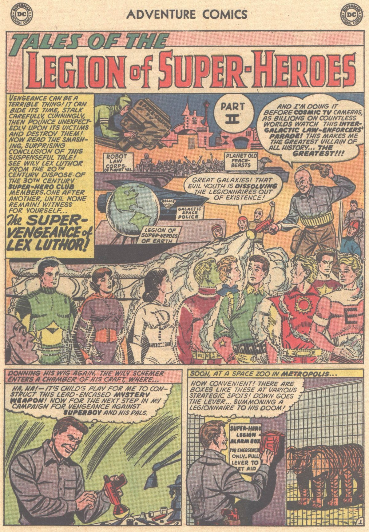 Read online Adventure Comics (1938) comic -  Issue #325 - 13