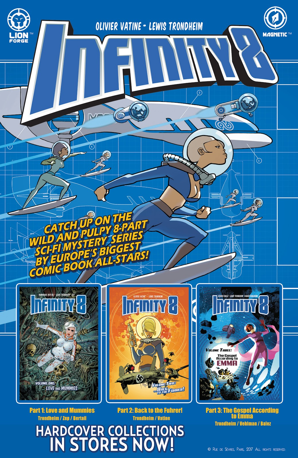 Read online Infinity 8 comic -  Issue #11 - 32