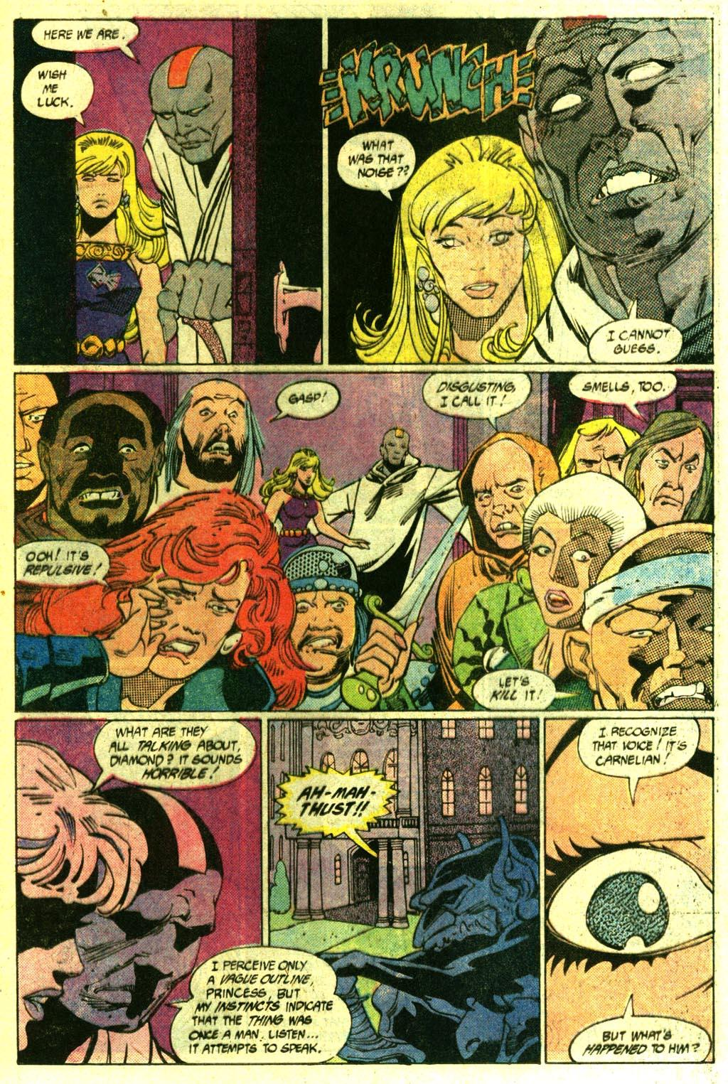 Read online Amethyst (1985) comic -  Issue #14 - 11